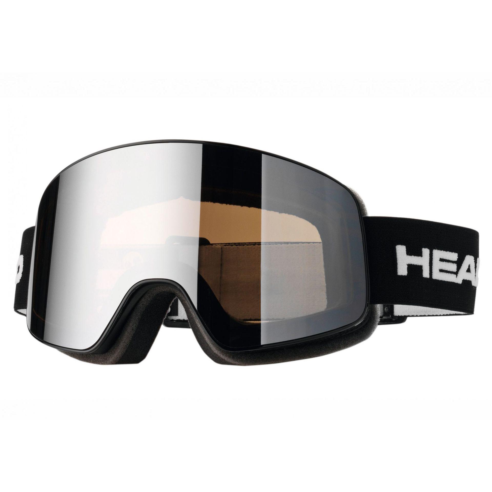 GOGLE HEAD HORIZON RACE BLACK