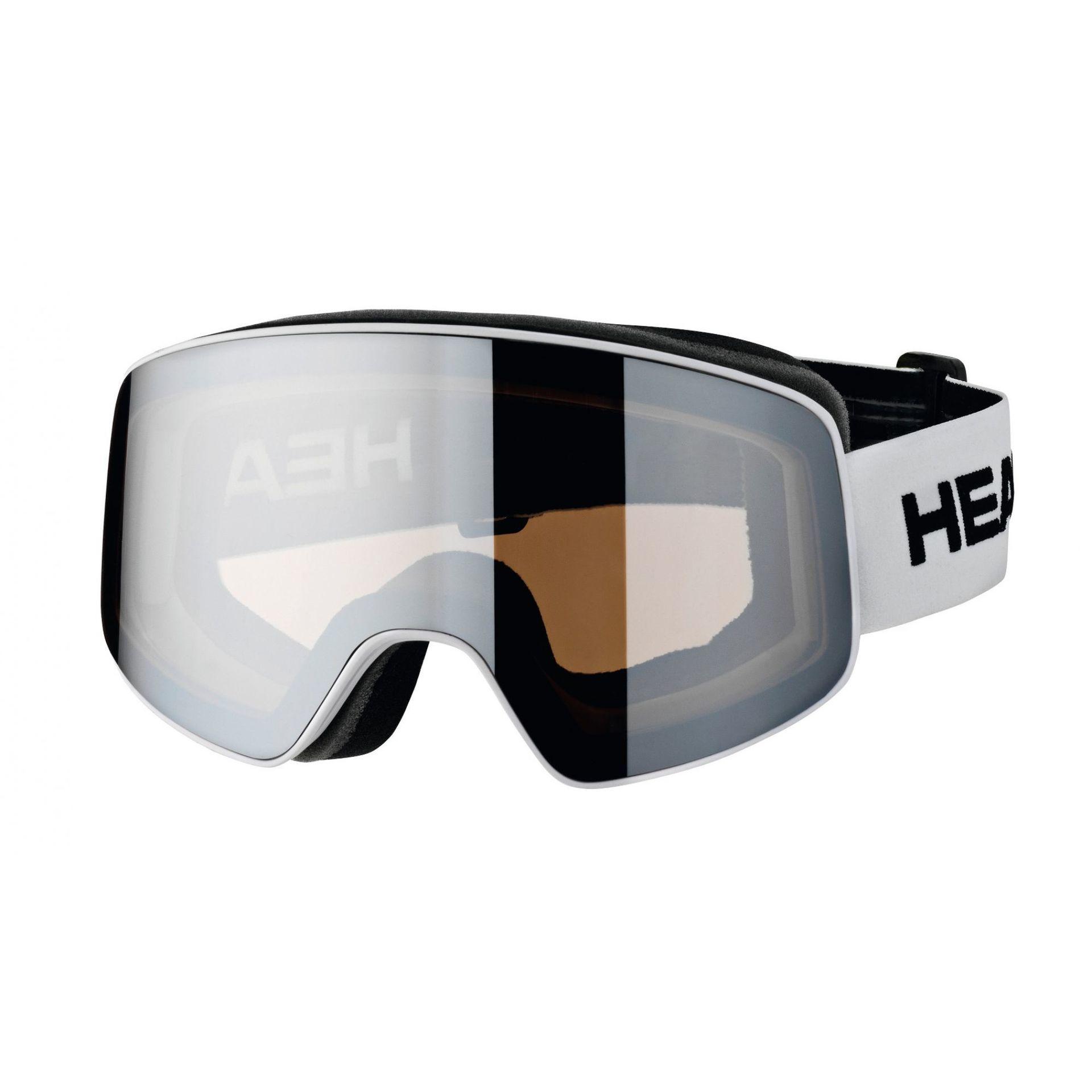 GOGLE HEAD HORIZON RACE WHITE