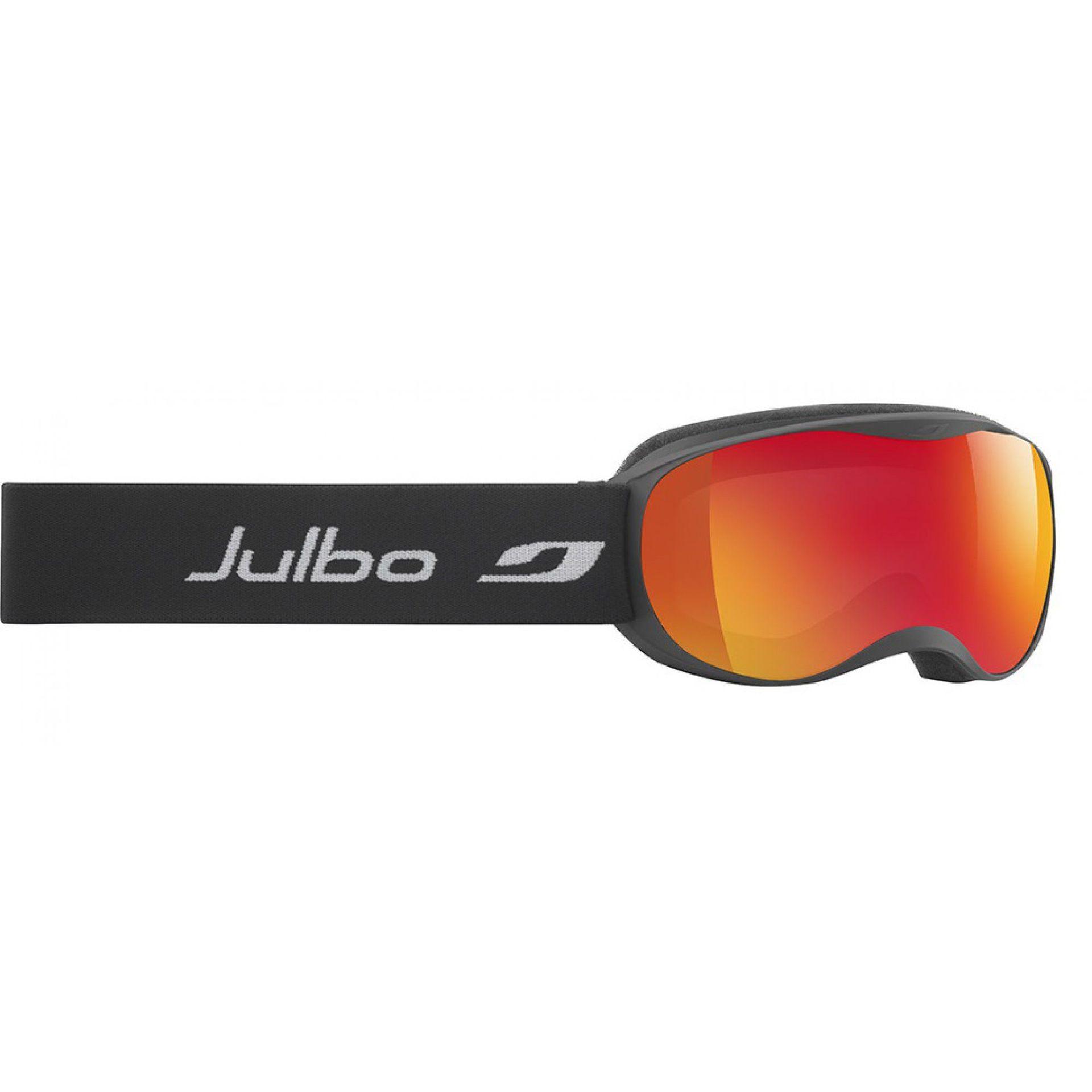 GOGLE JULBO ATMO BLACK|ORANGE SCREEN|MULTILAYER FIRE SPECTRON