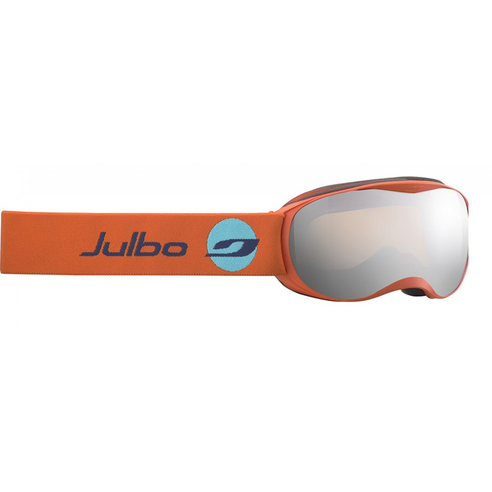 GOGLE JULBO ATMO ORANGE|ORANGE SCREEN|SILVER FLASH SPECTRON