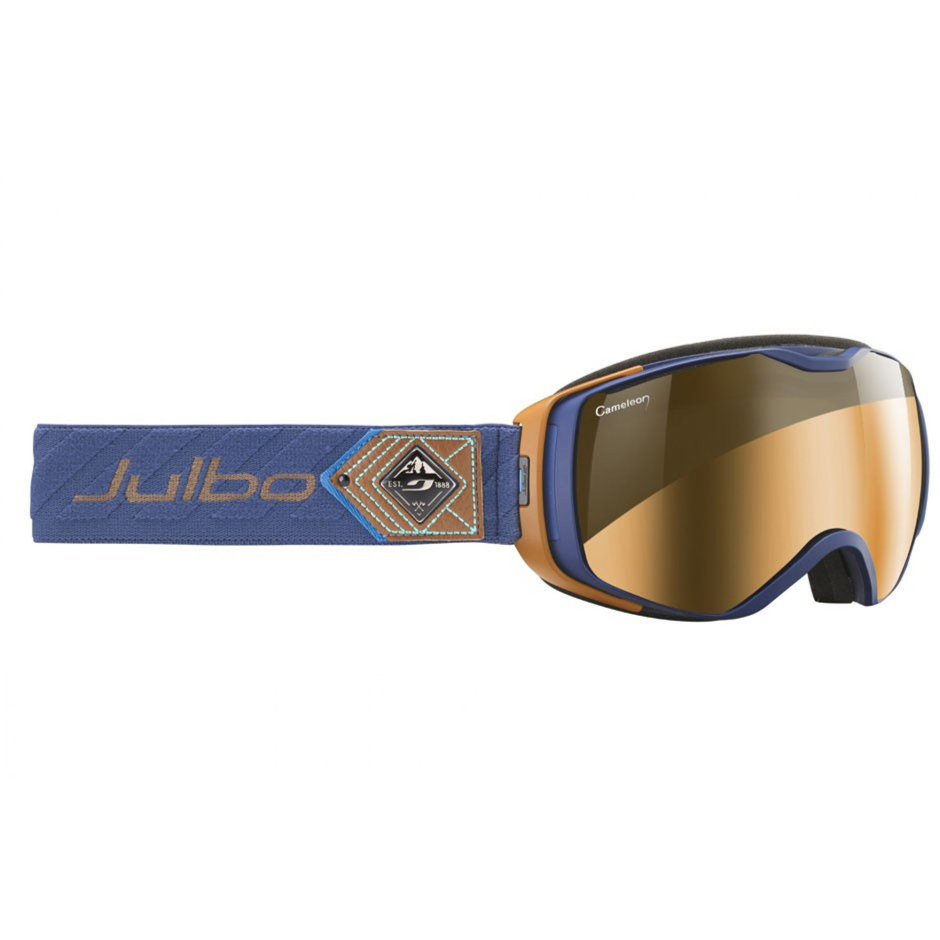 GOGLE JULBO UNIVERSE BLUE|BROWN|SILVER FLASH CAMELEON