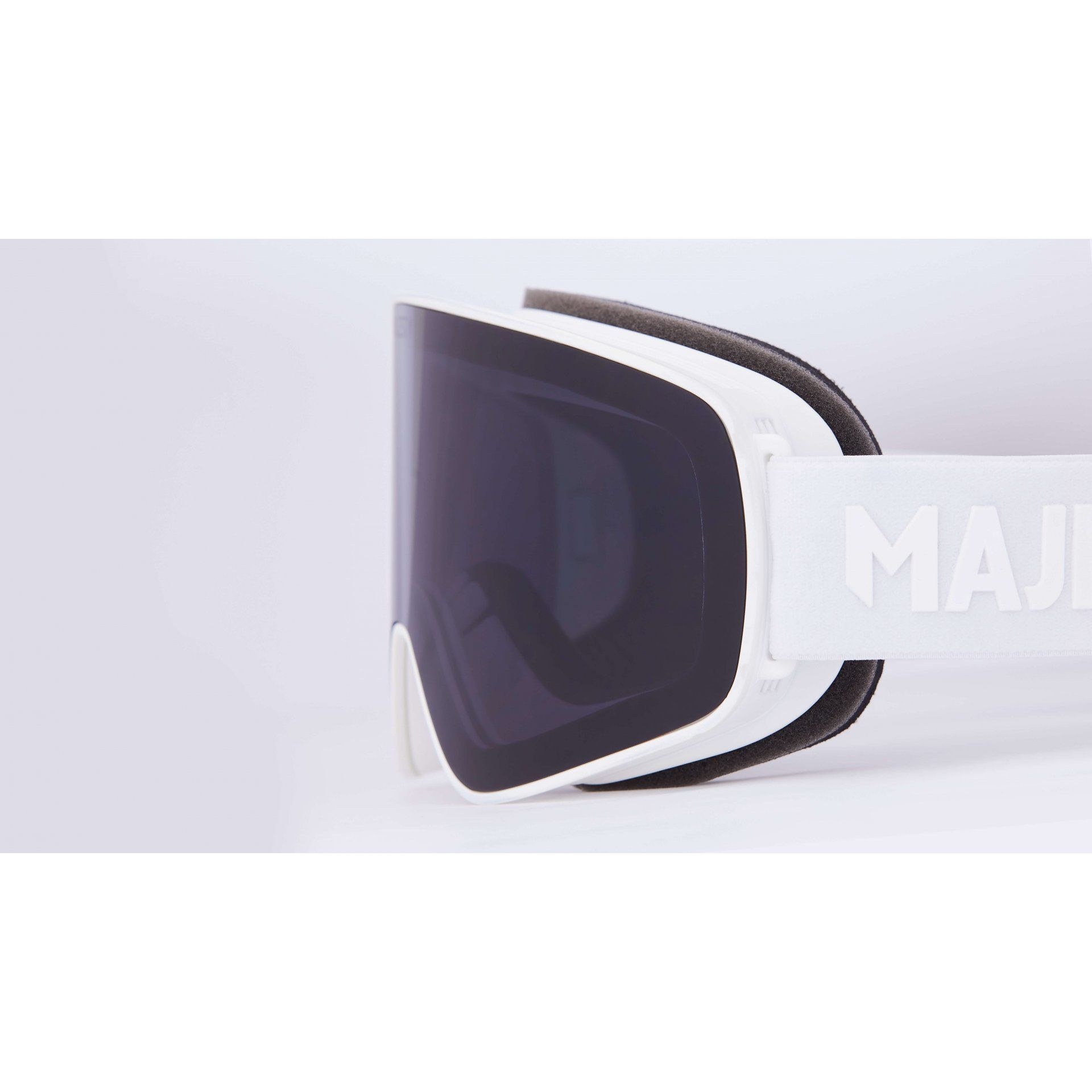 GOGLE MAJESTY THE FORCE C WHITE|BLACK PEARL+MOONSTONE 4