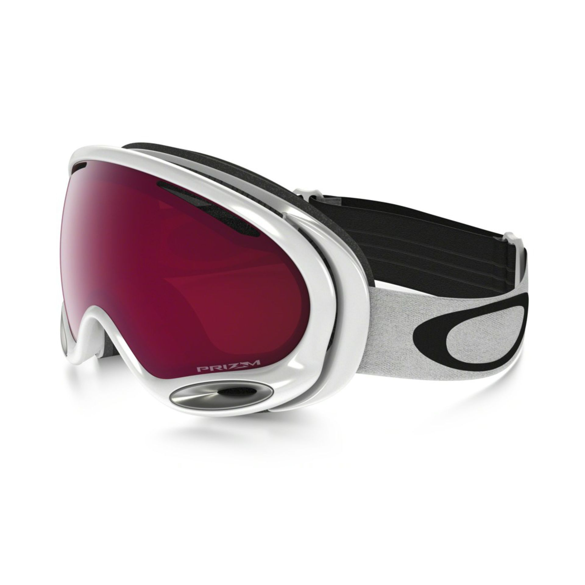 GOGLE OAKLEY A-FRAME 2 0 POLISHED WHITE PRIZM ROSE