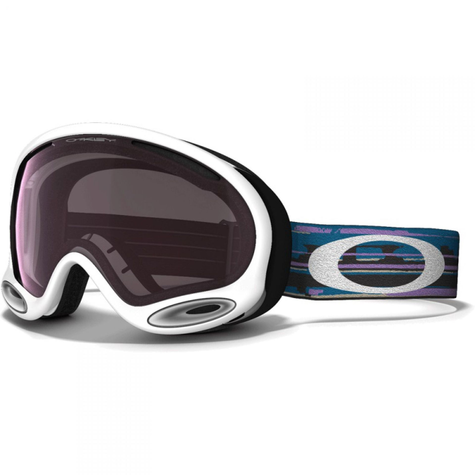 GOGLE OAKLEY A-FRAME RIPPED BLACK ROSE
