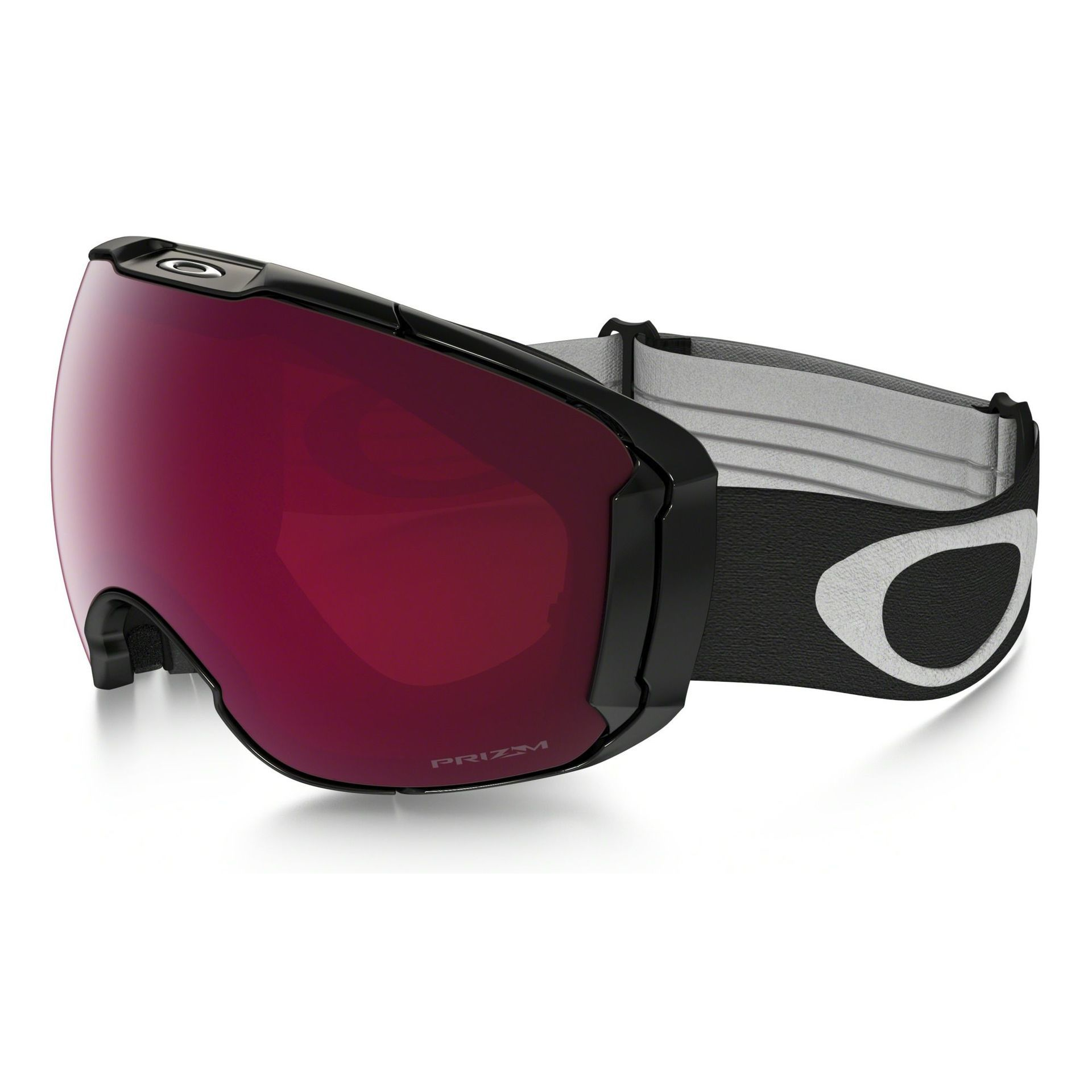 GOGLE OAKLEY AIRBRAKE XL JET BLACK PRIZM ROSE & DARK GREY