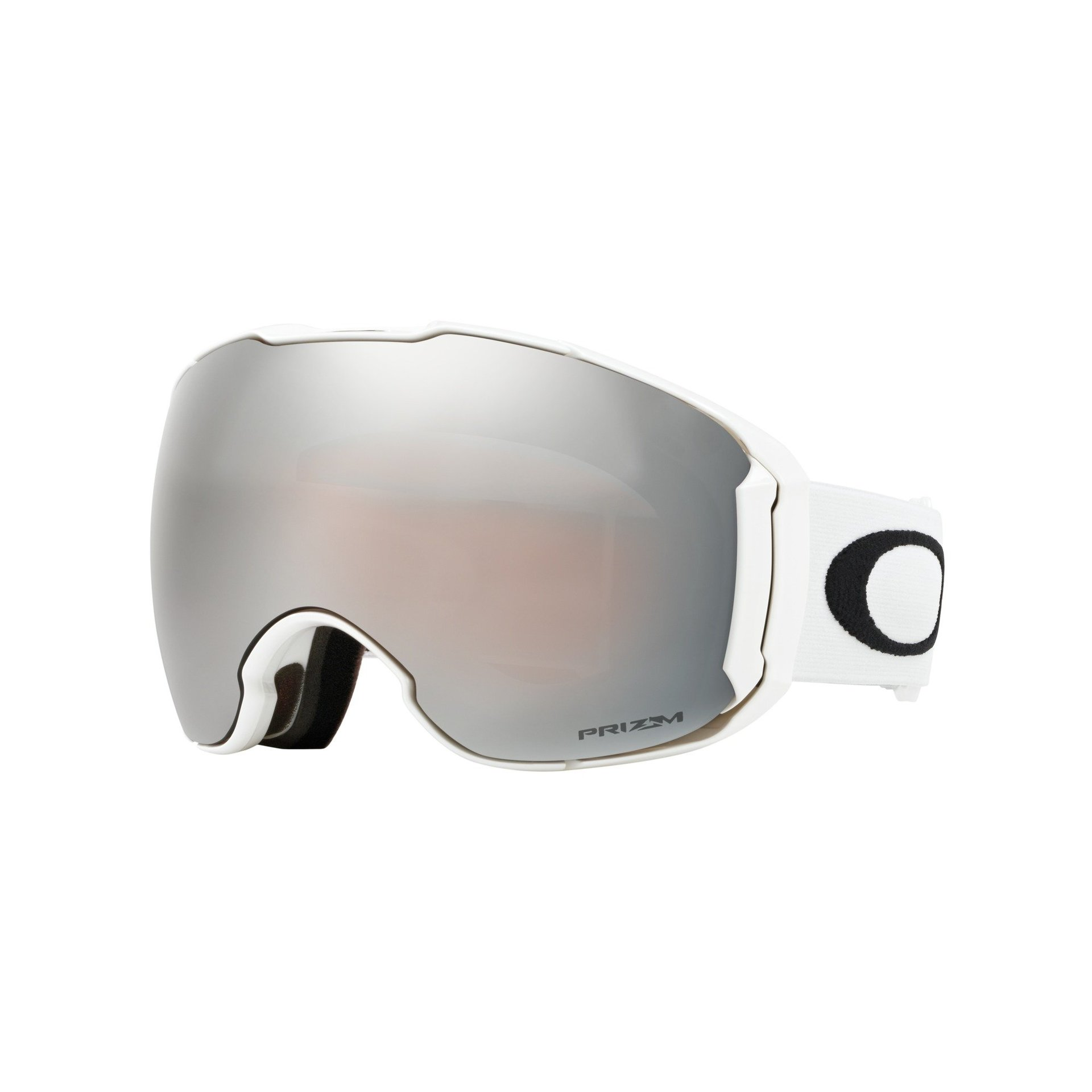 GOGLE OAKLEY AIRBRAKE XL POLISHED WHITE|PRIZM SNOW BLACK IRIDIUM 1