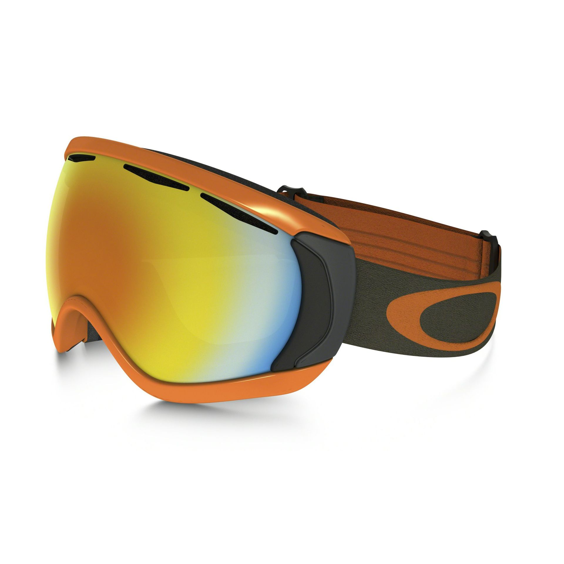 GOGLE OAKLEY CANOPY HERB ORANGE FIRE IRIDIUM
