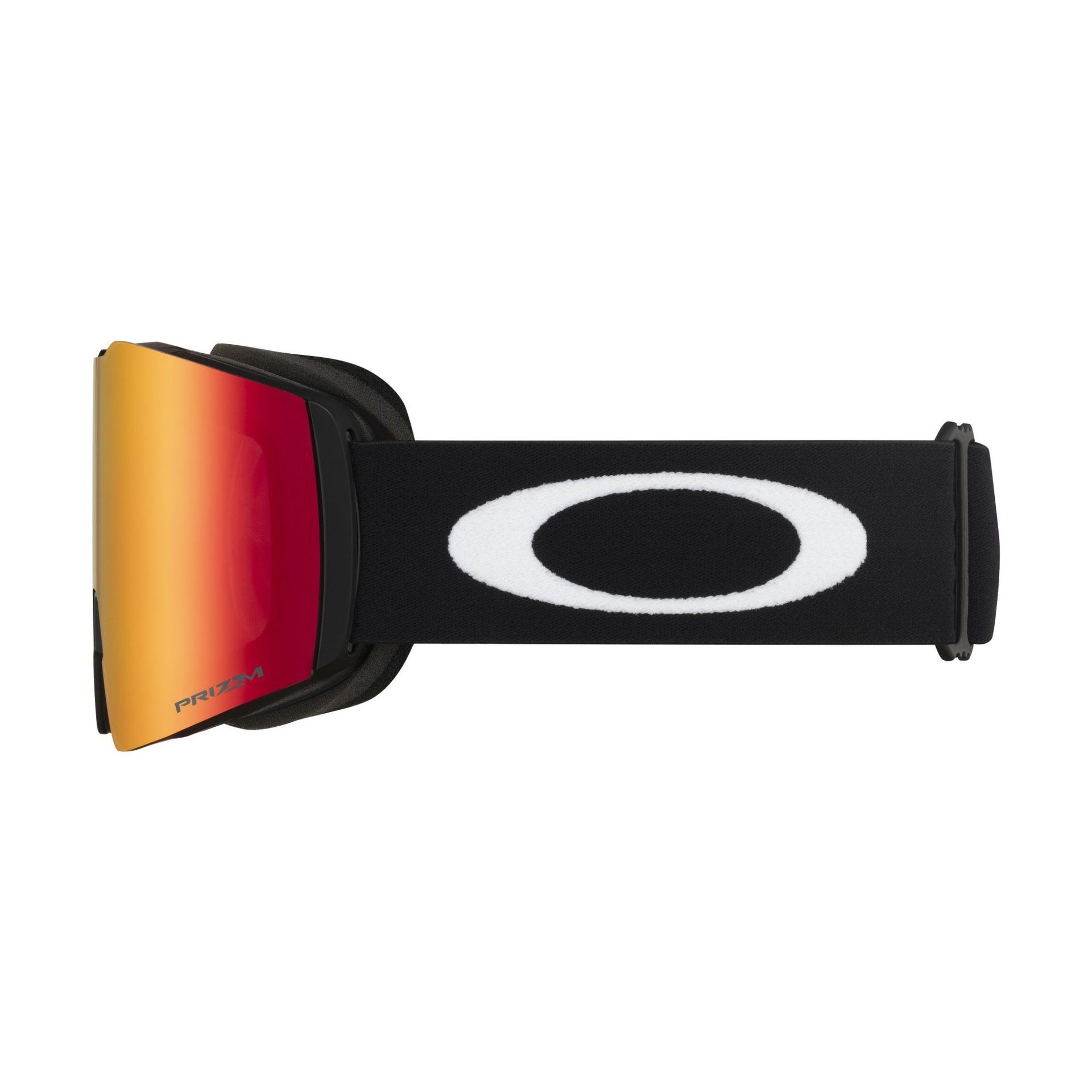 GOGLE OAKLEY FALL LINE XL MATTE BLACK|PRIZM SNOW TORCH IRIDIUM 4
