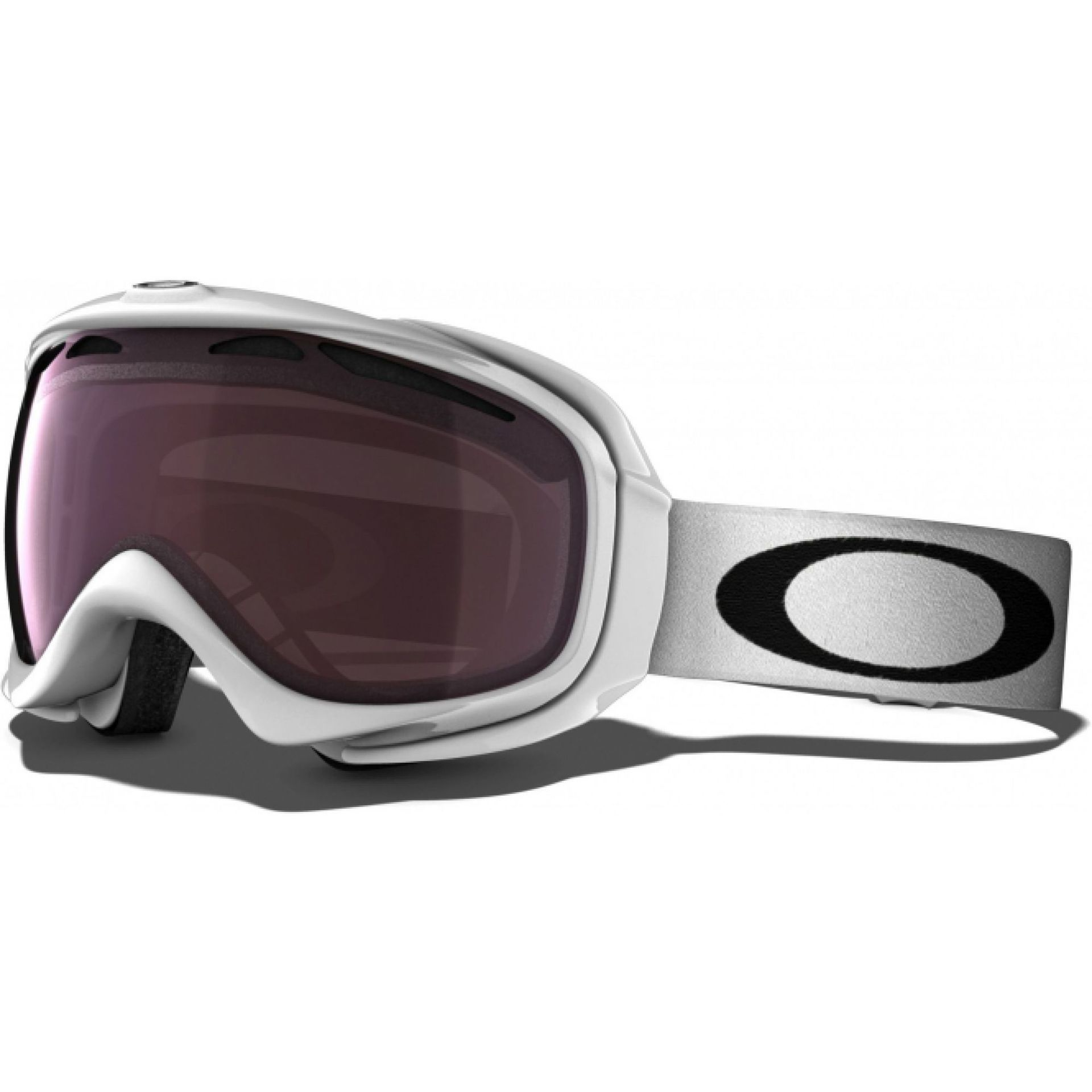 GOGLE OAKLEY ELEVATE POLISHED WHITE|PRIZM ROSE 1