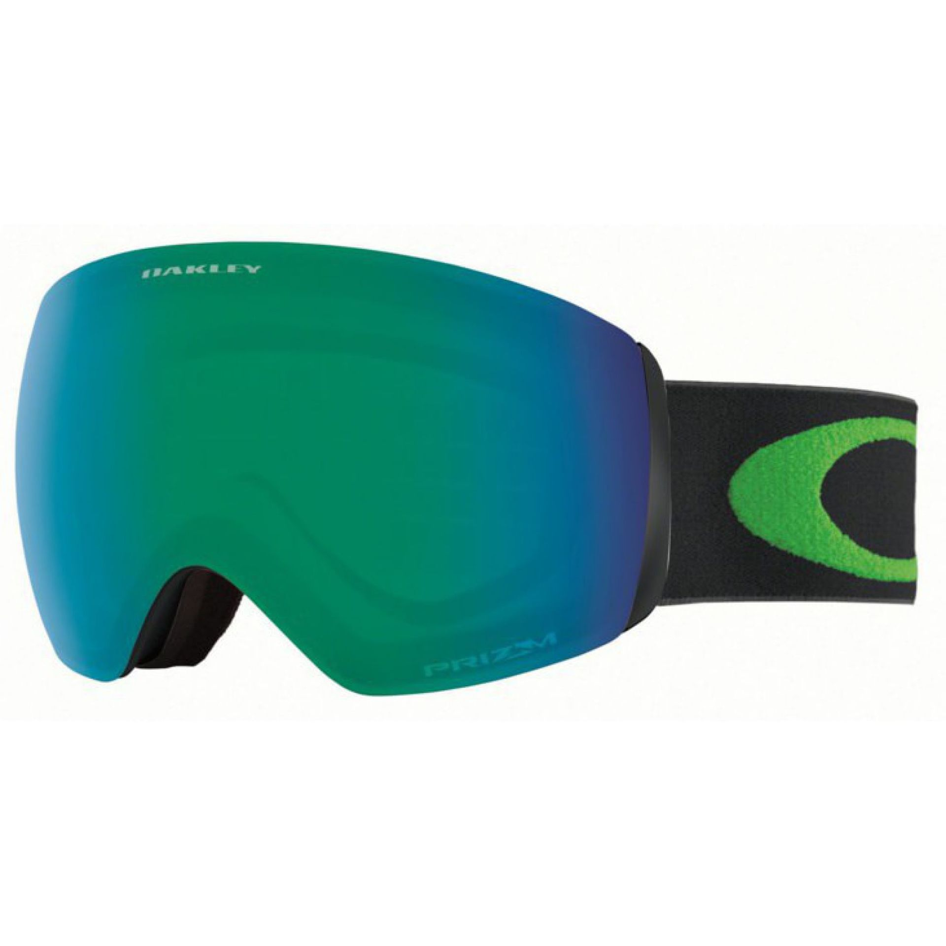 GOGLE OAKLEY FLIGHT DECK 80 GREEN PRIZM JADE IRIDIUM