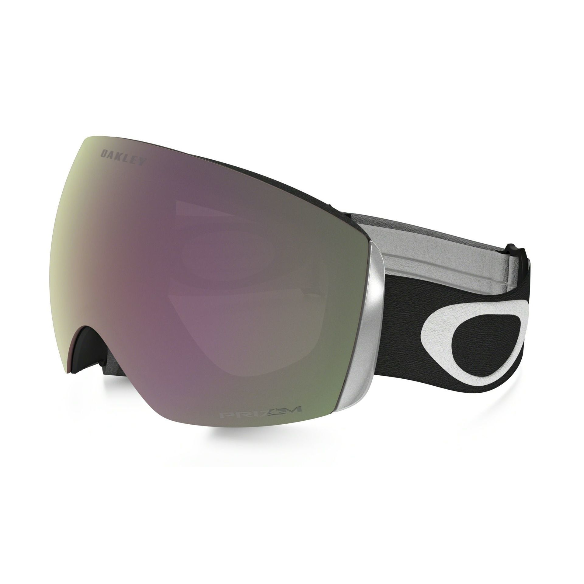 GOGLE OAKLEY FLIGHT DECK MATTE BLACK PRIZM HI PINK IRIDIUM