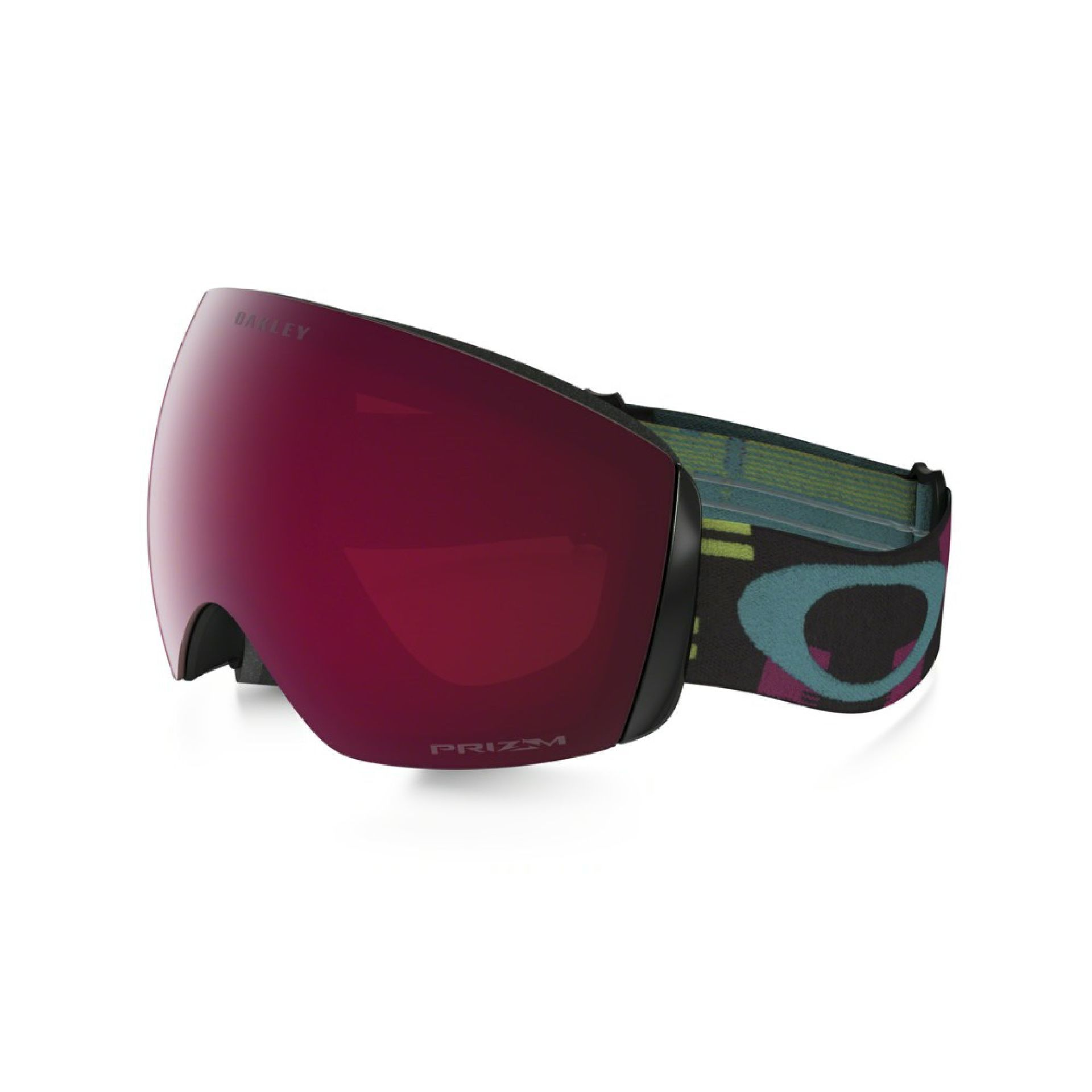 GOGLE OAKLEY FLIGHT DECK XM DISRUPTIVE NEON PRIZM ROSE