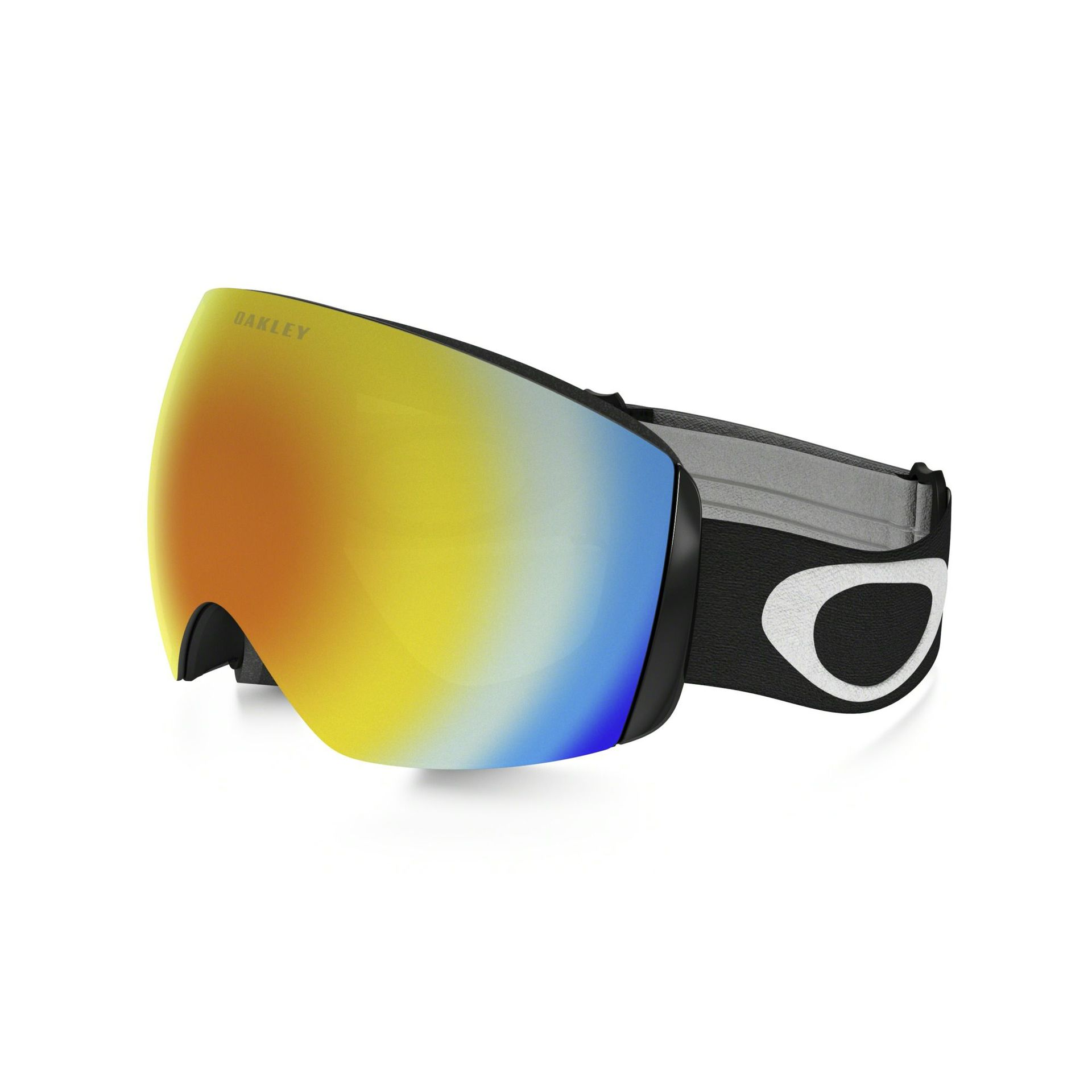 GOGLE OAKLEY FLIGHT DECK XM MATTE BLACK FIRE IRIDIUM