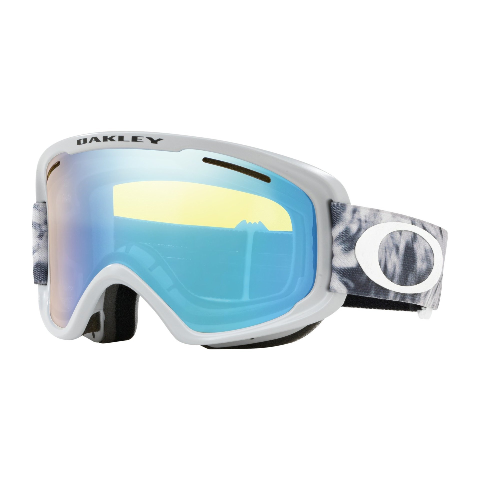 GOGLE OAKLEY O FRAME 2.0 XM TRANQ FLURY SHARKSKIN|HIGH INTENSITY YELLOW 1