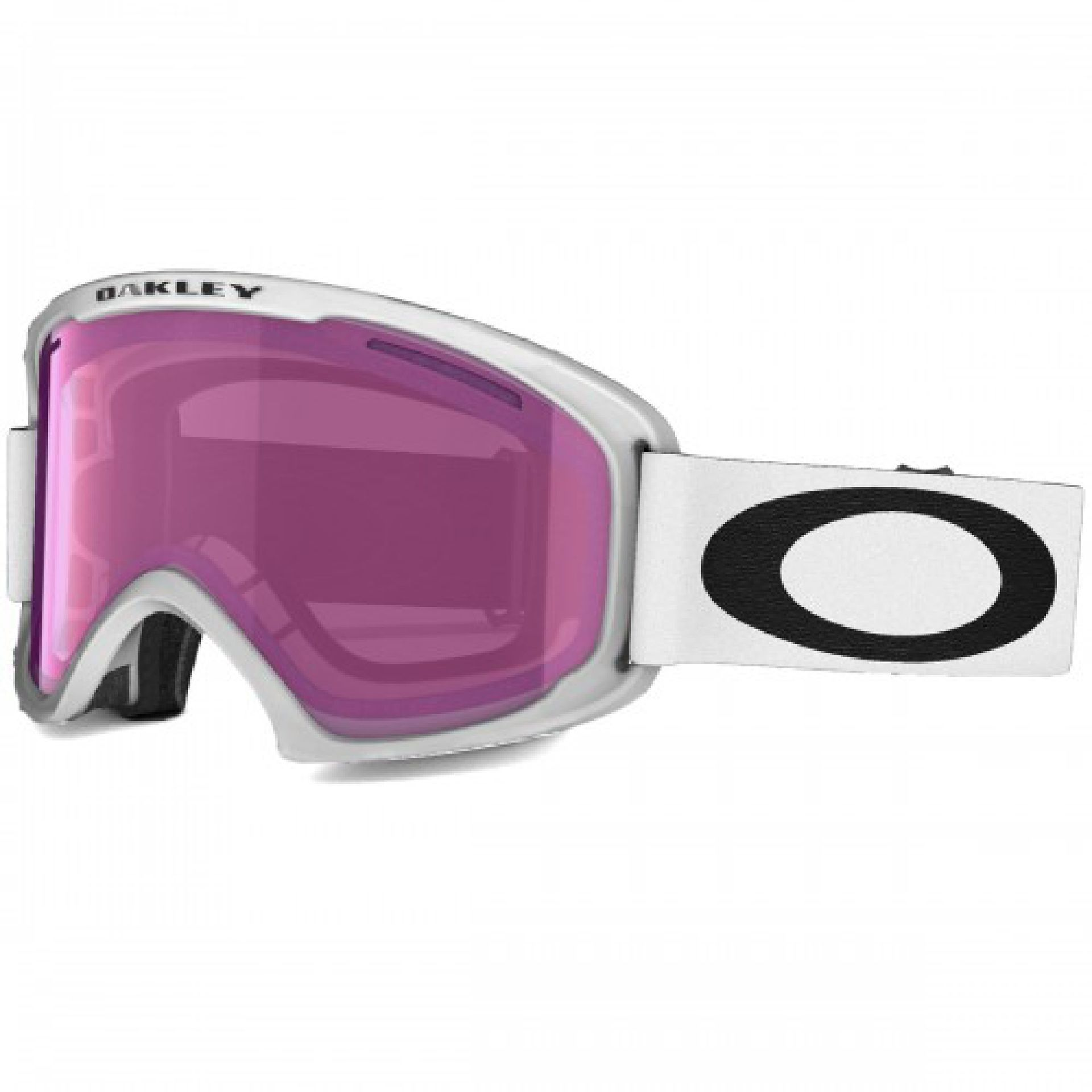 GOGLE OAKLEY O2 XL MATT WHITE VIOLET IRIDIUM