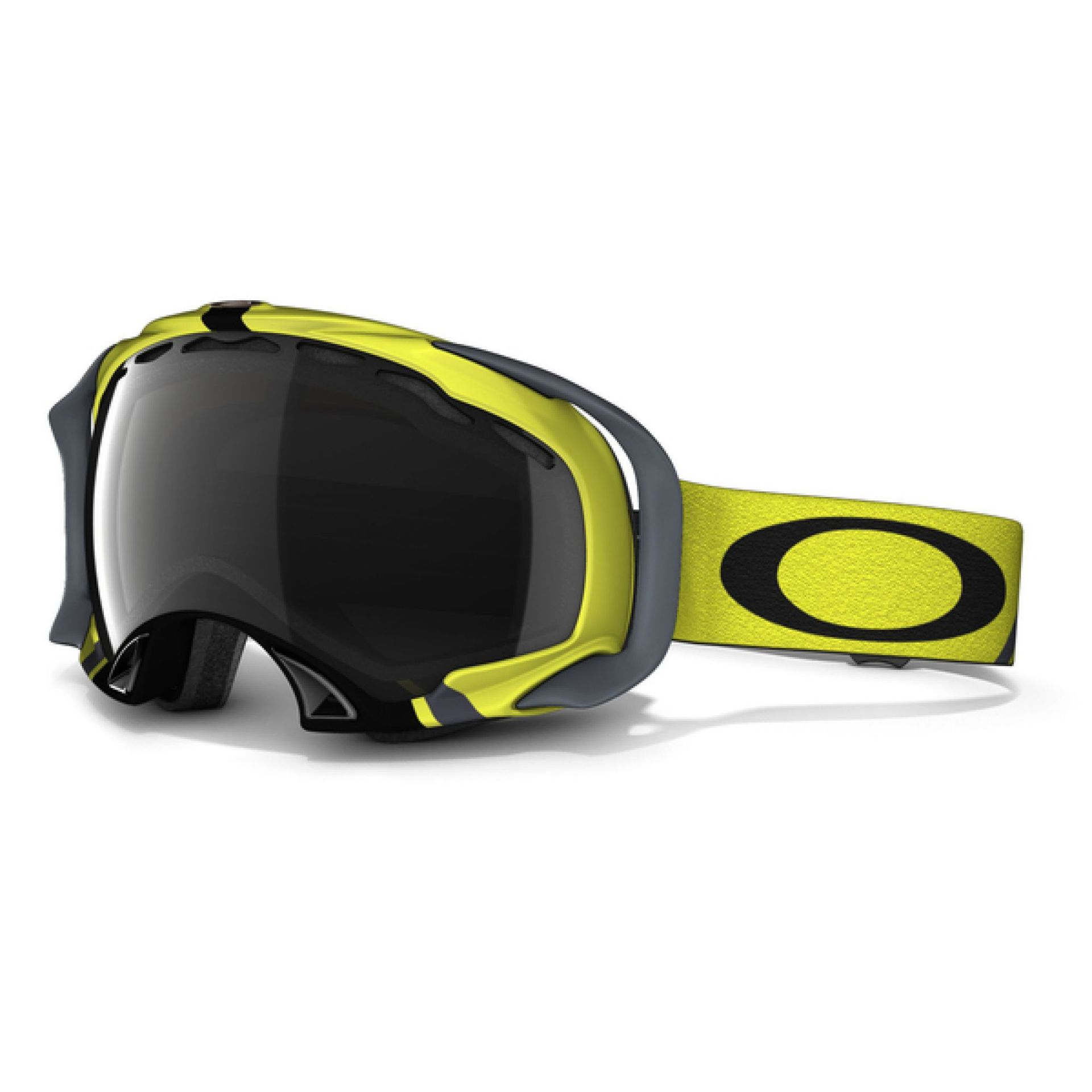 GOGLE OAKLEY SPLICE FLIGHT LIME