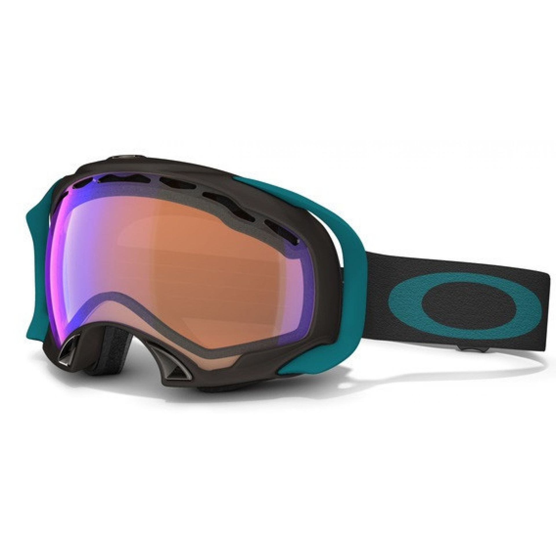 GOGLE OAKLEY SPLICE GUNMETAL|BLUE IRIDIUM 1