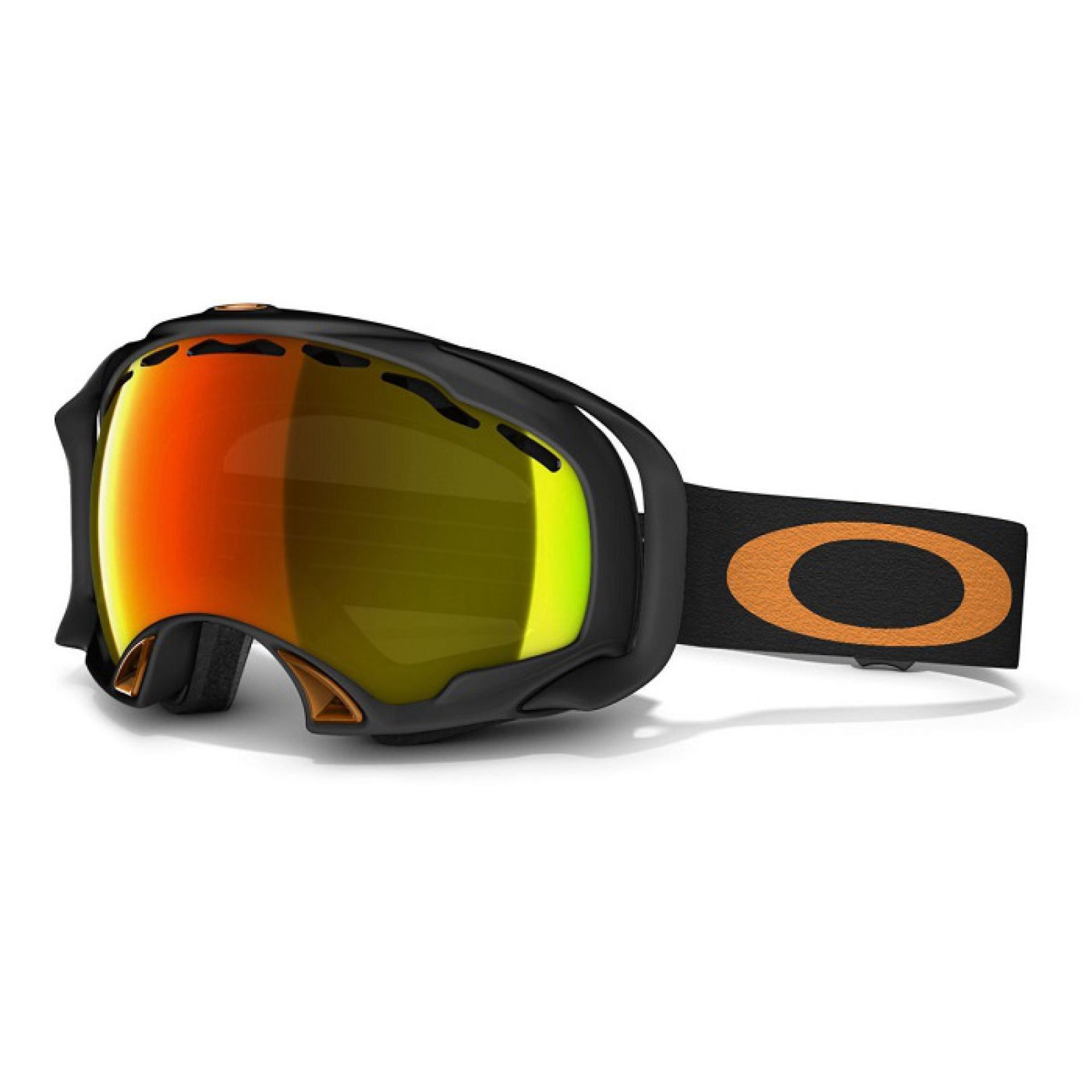 GOGLE OAKLEY SPLICE MATT BLACK FIRE