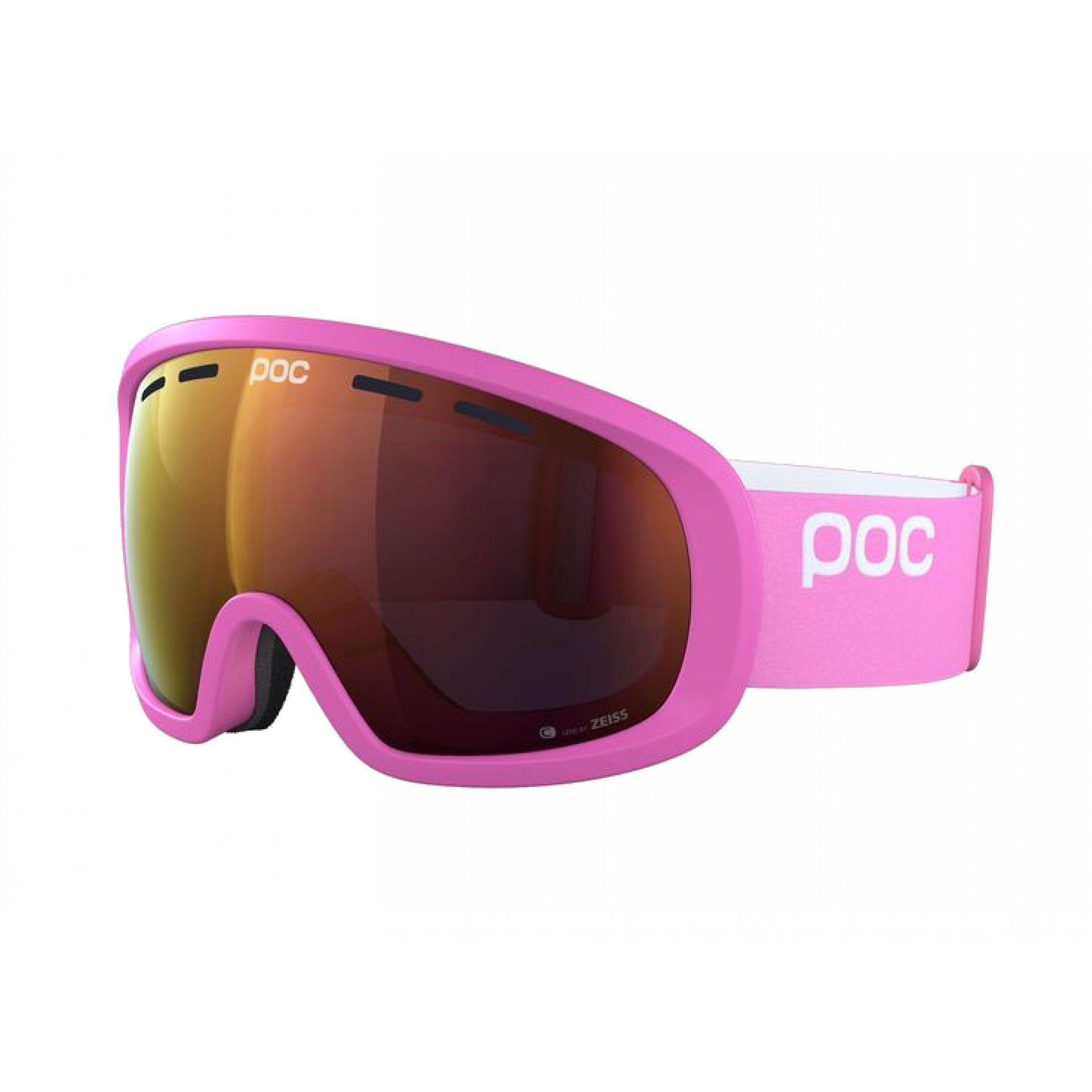 GOGLE POC #FOVEA MID CLARITYACTINIUM PINK SPEKTRIS ORANGE 40408 8267