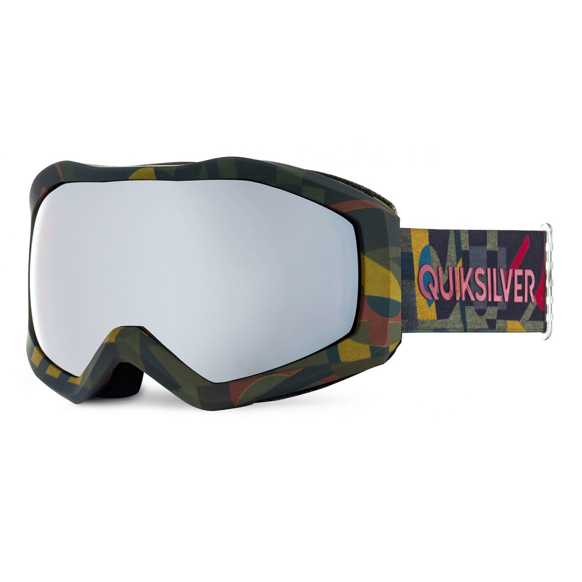 GOGLE QUIKSILVER FENOM ART SERIES DUSTY OLIVE
