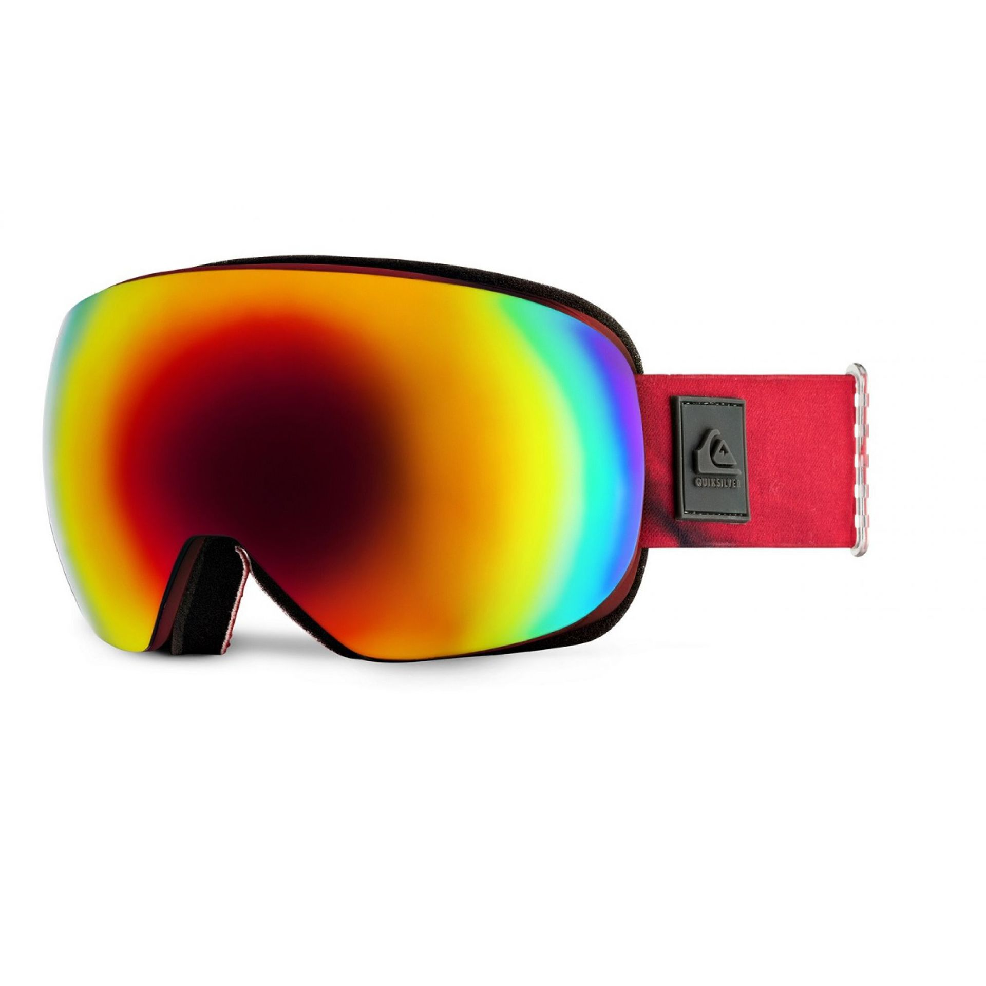 GOGLE QUIKSILVER QS-R HIGHDYE RED||AMBER ROSE ML FIRE RED