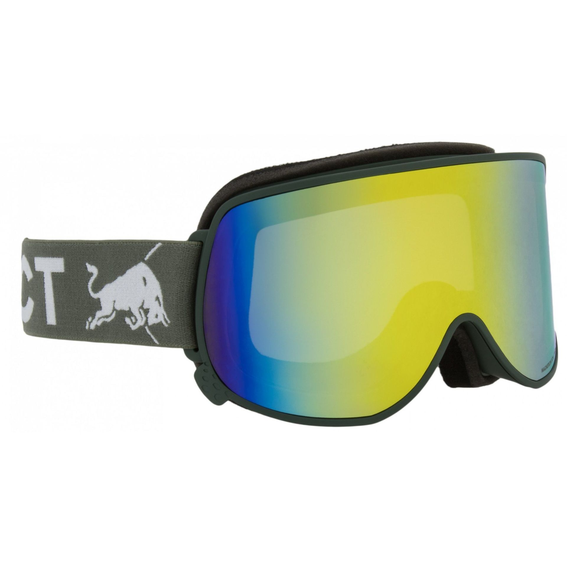 GOGLE RED BULL SPECT MAGNETRON EON OLIVE GREEN|YELLOW SNOW 1