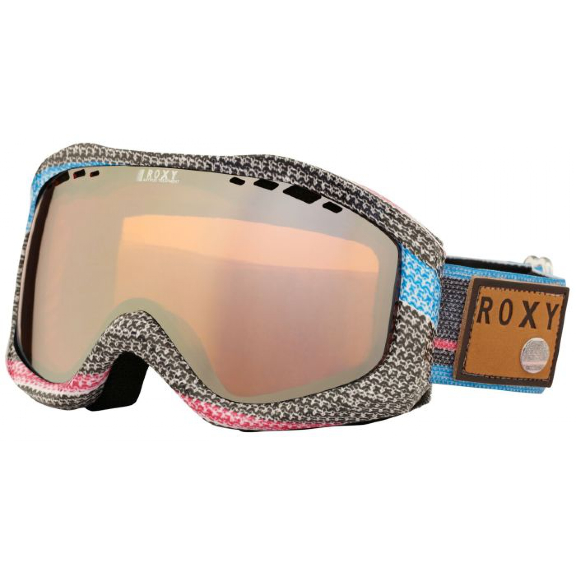 GOGLE ROXY SUNSET ART MIRROR WIELOKOLOROWY