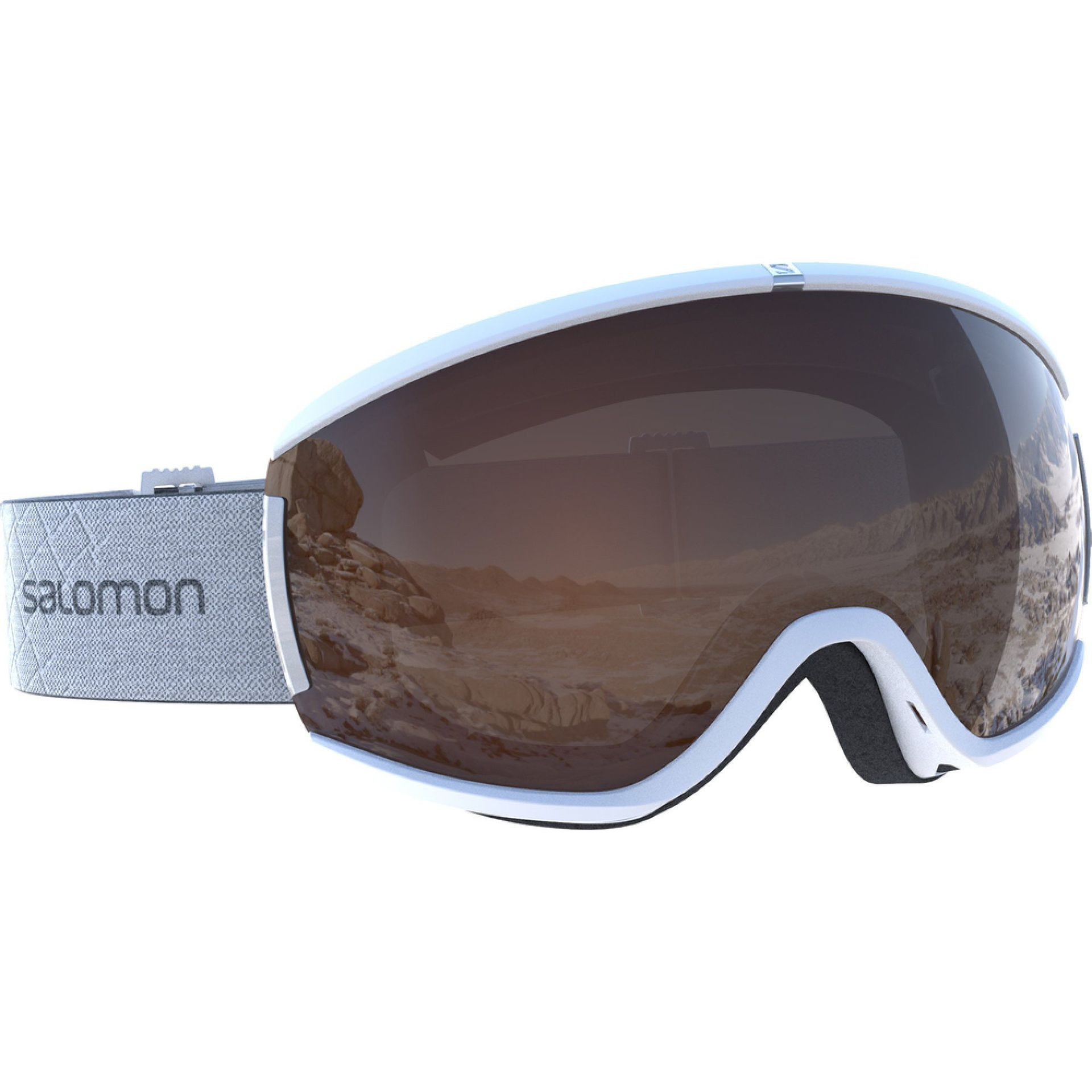GOGLE SALOMON VY ACCESS 39905900