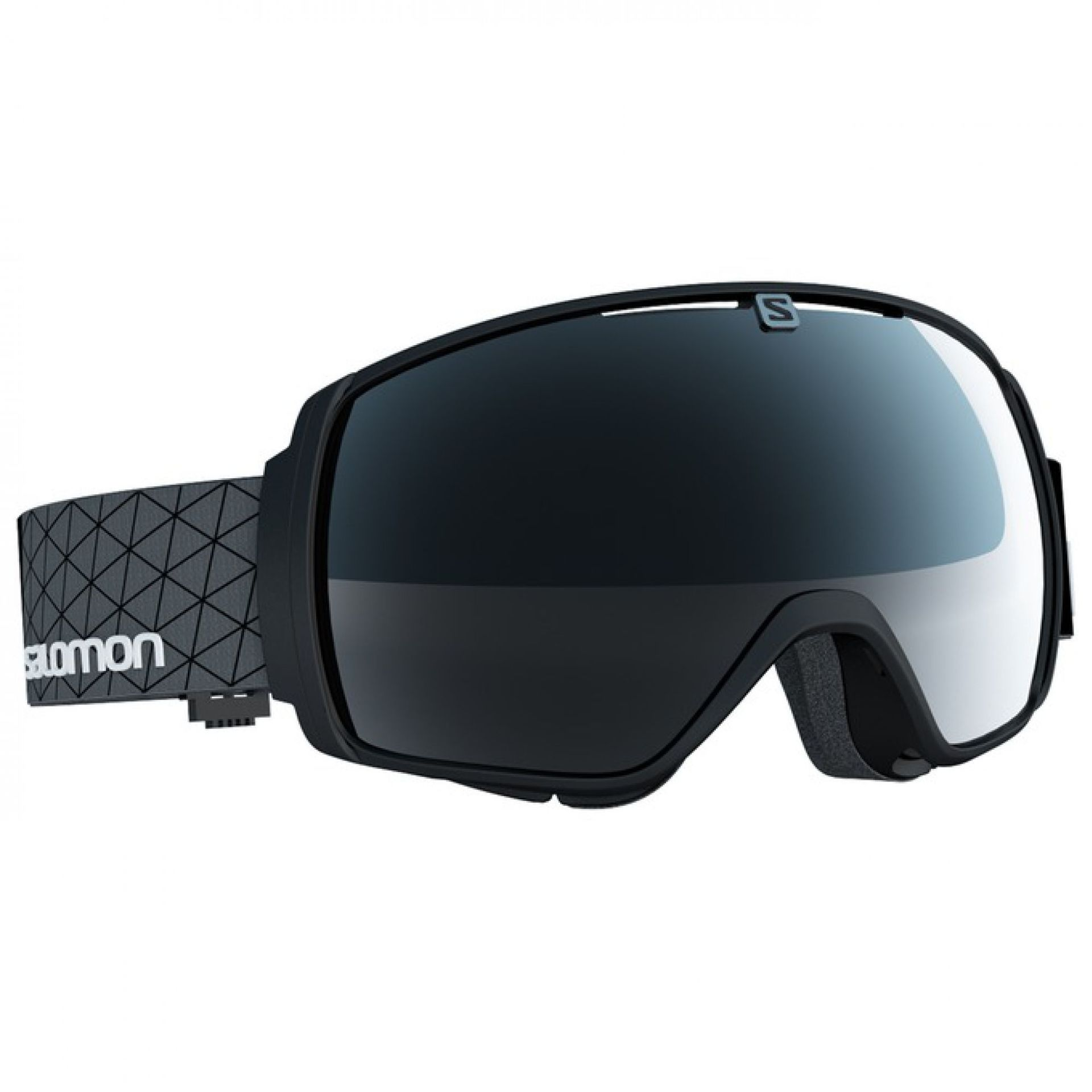 GOGLE SALOMON XT ONE BLACK SOLAR BLACK
