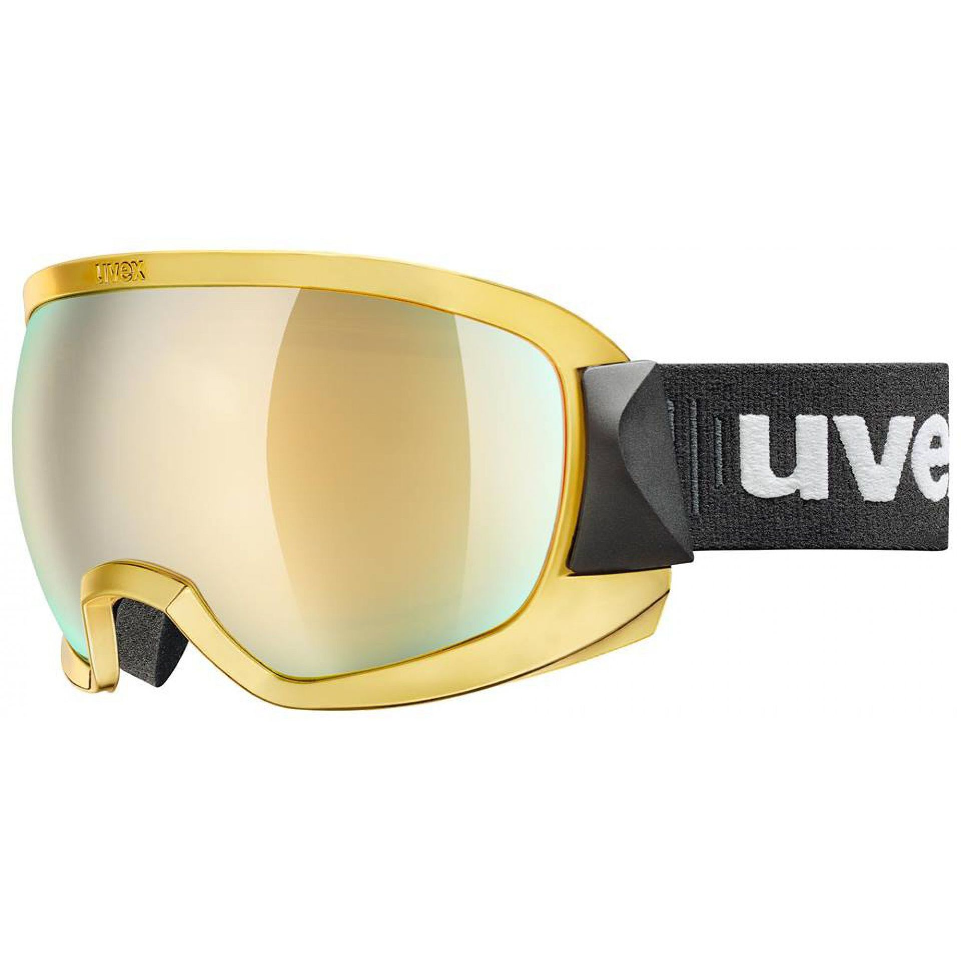 GOGLE UVEX CONTEST BLACK|GOLD
