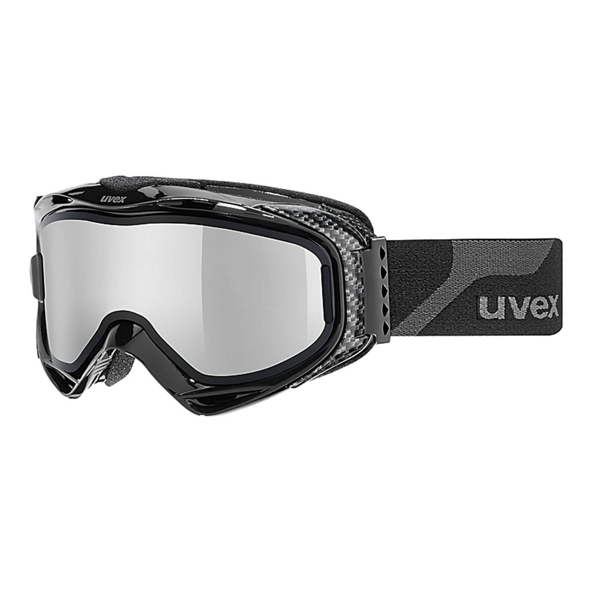 GOGLE UVEX G.GL 300 TOP BLACK