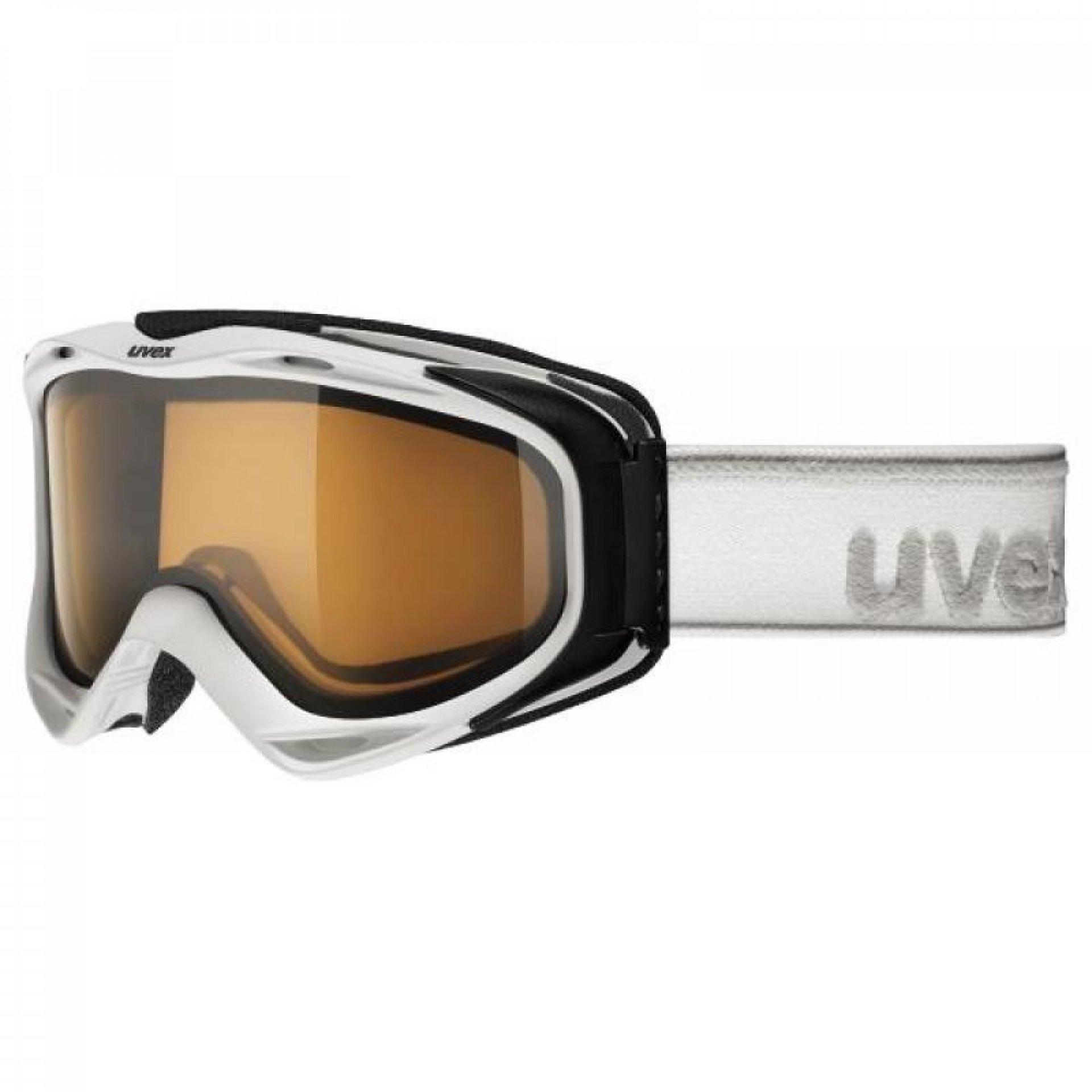 GOGLE UVEX  G.GL 300 P WHITE MAT