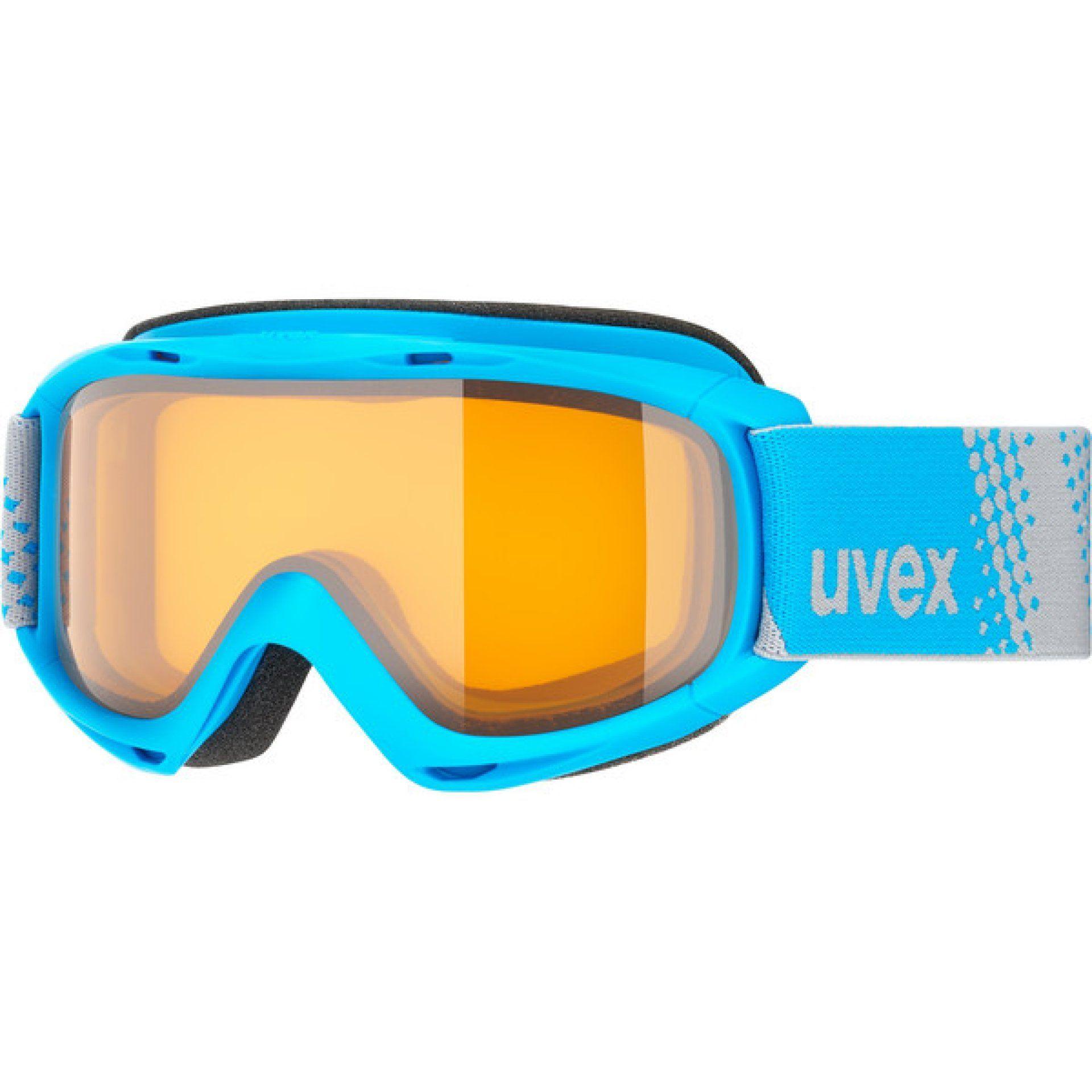 GOGLE UVEX SLIDER LGL BLUE|LASERGOLD LITE 55|0|024|4030
