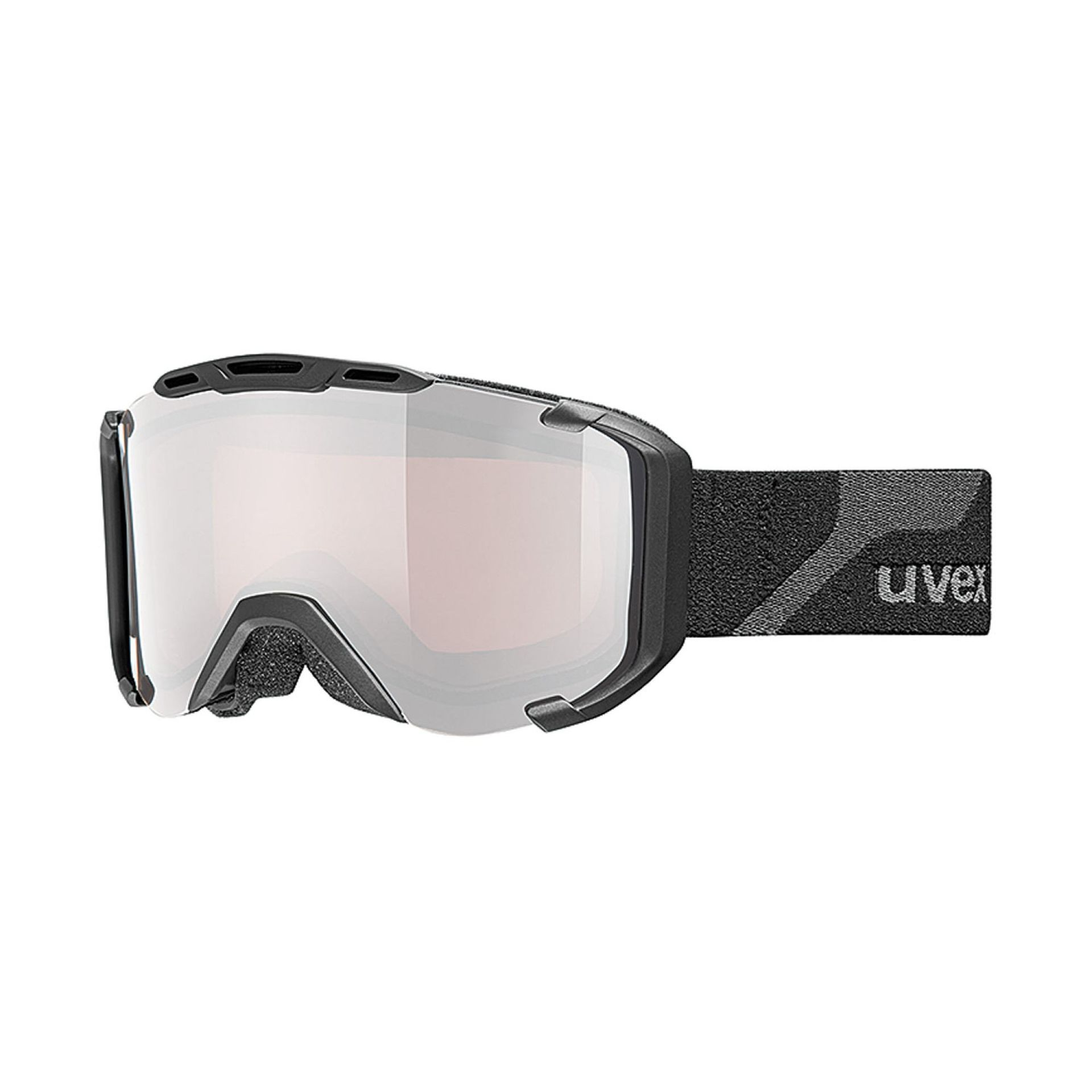 GOGLE UVEX  SNOWSTRIKE PM BLACK MAT