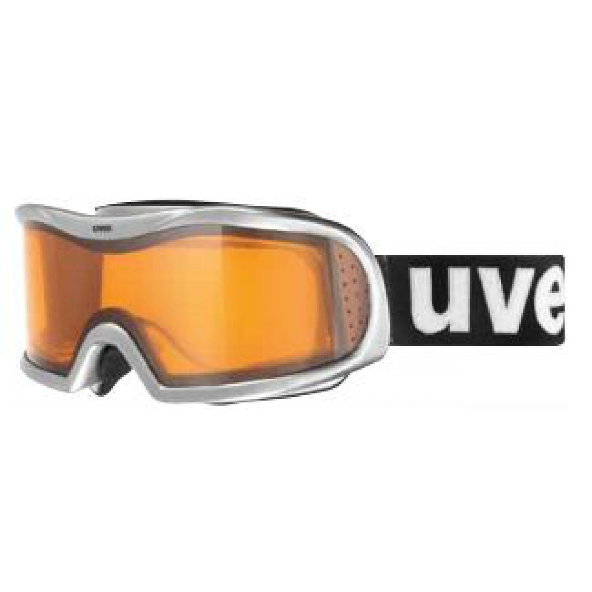 GOGLE UVEX VISION OPTIC L SREBRNY