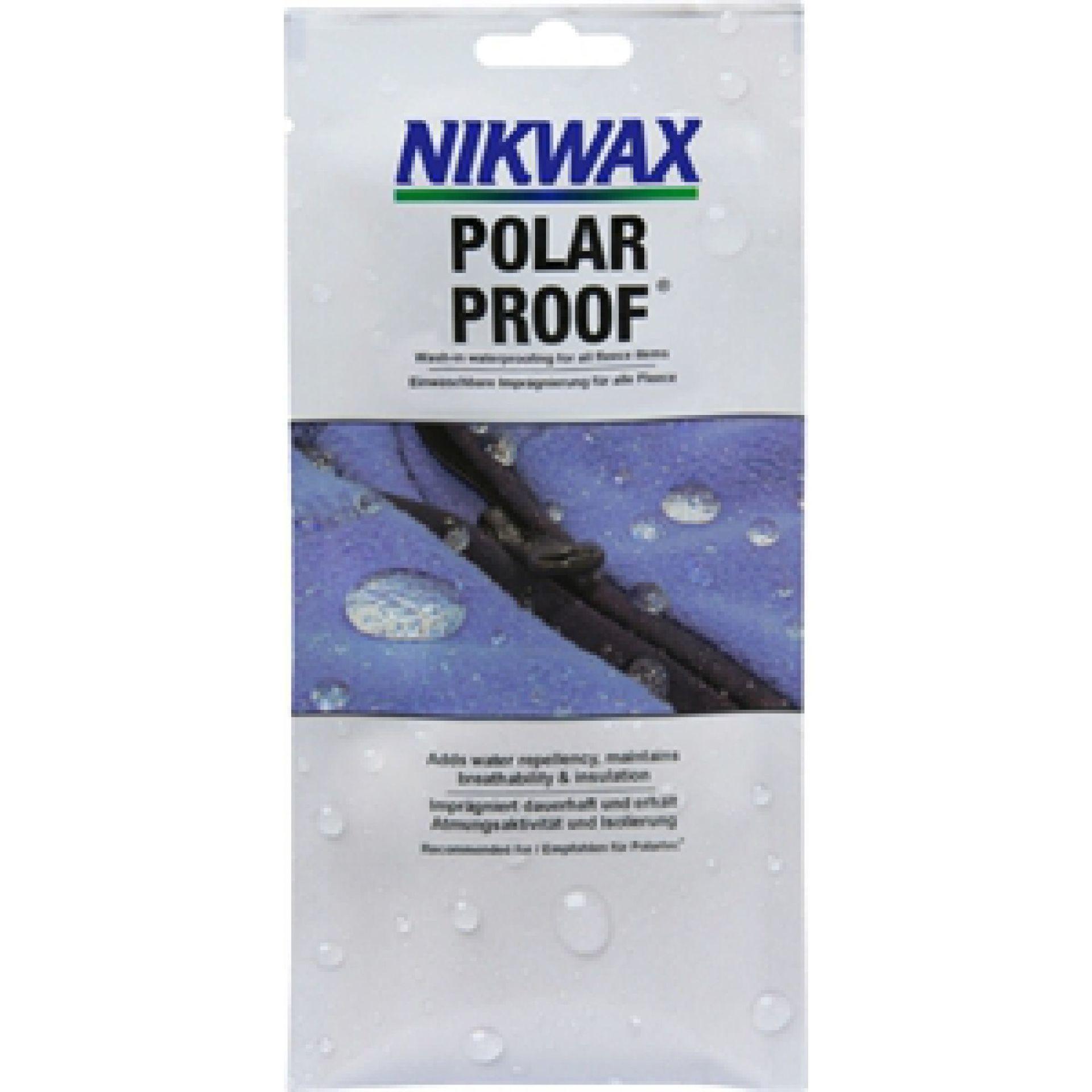 IMPREGNAT NIKWAX POLAR PROOF 1