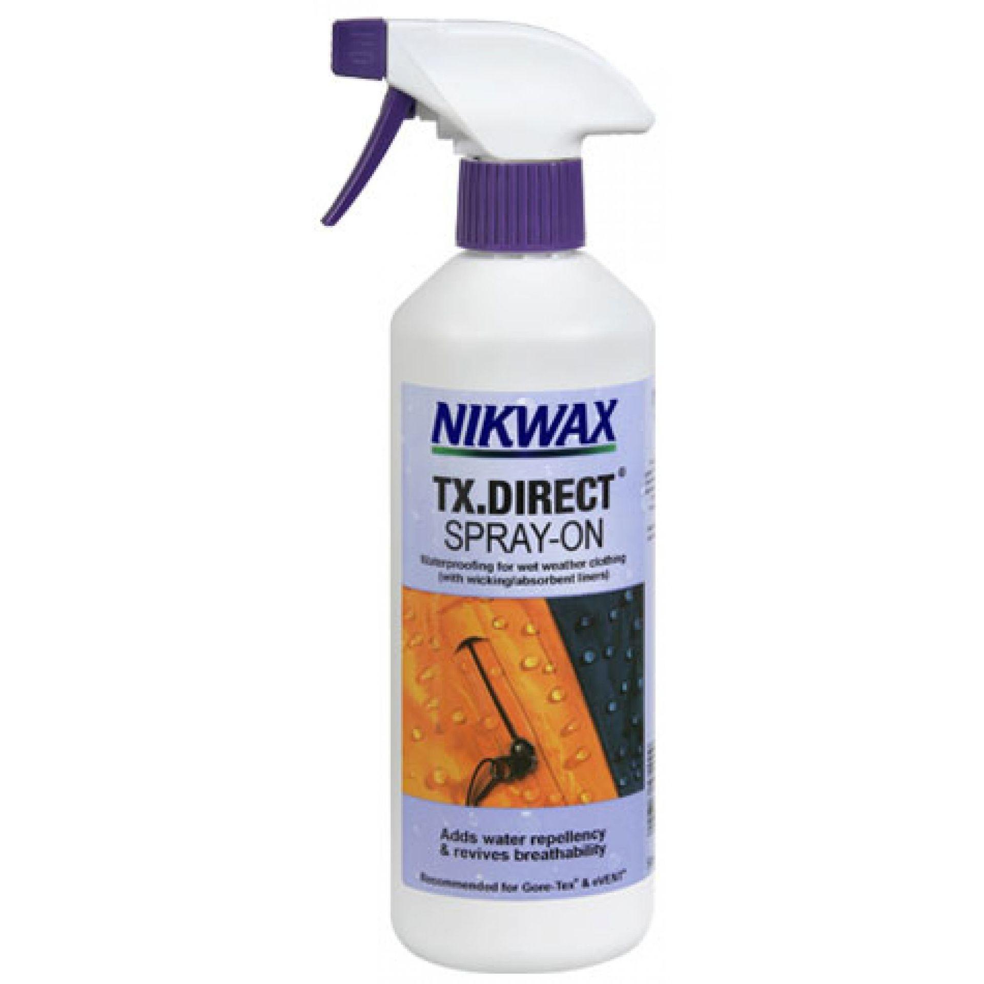IMPREGNAT NIKWAX TX DIRECT SPRAY ON 1