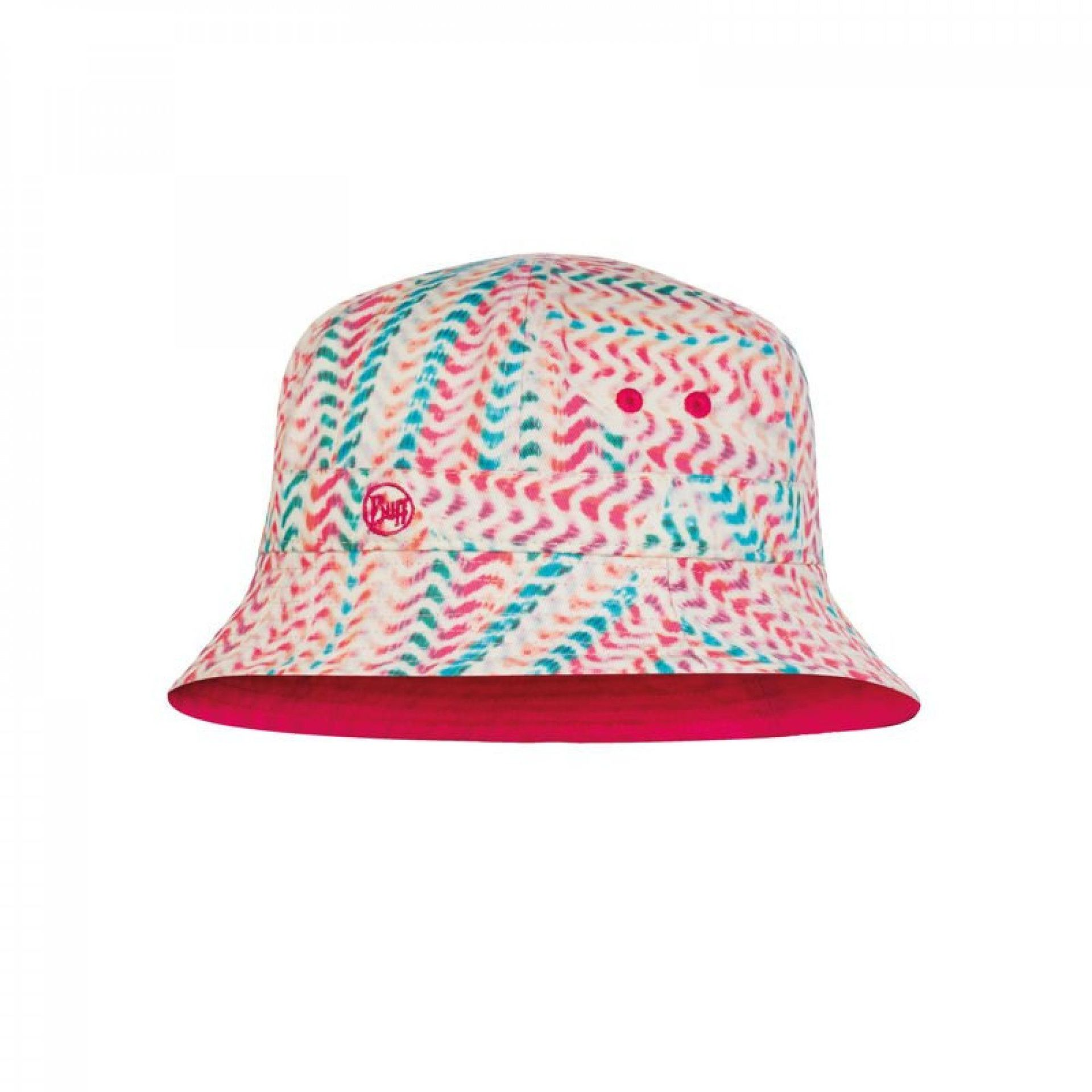 KAPELUSZ BUFF BUCKET HAT KIDS KUMKARA MULTI