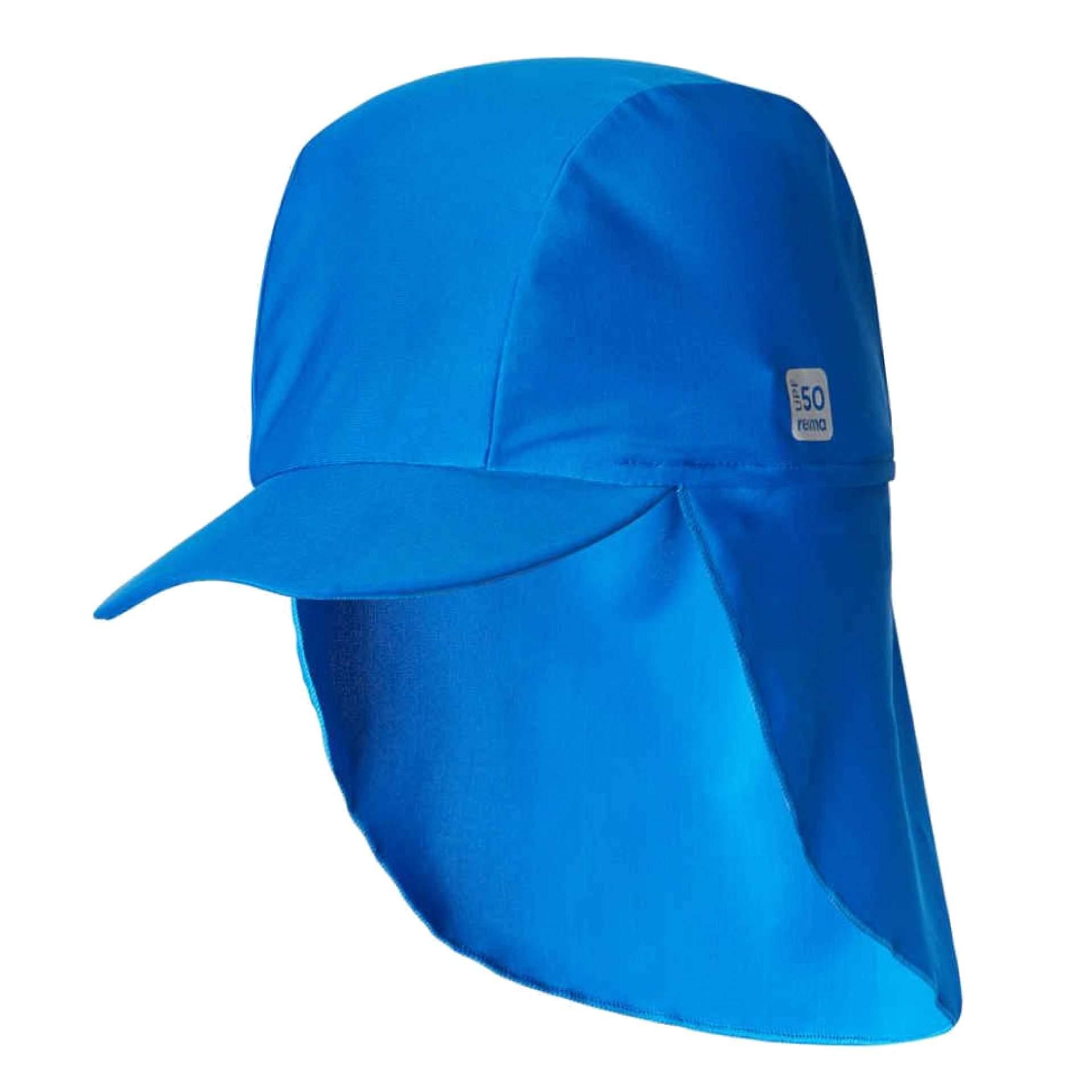 KAPELUSZ REIMA KILPIKONNA 6680 BLUE