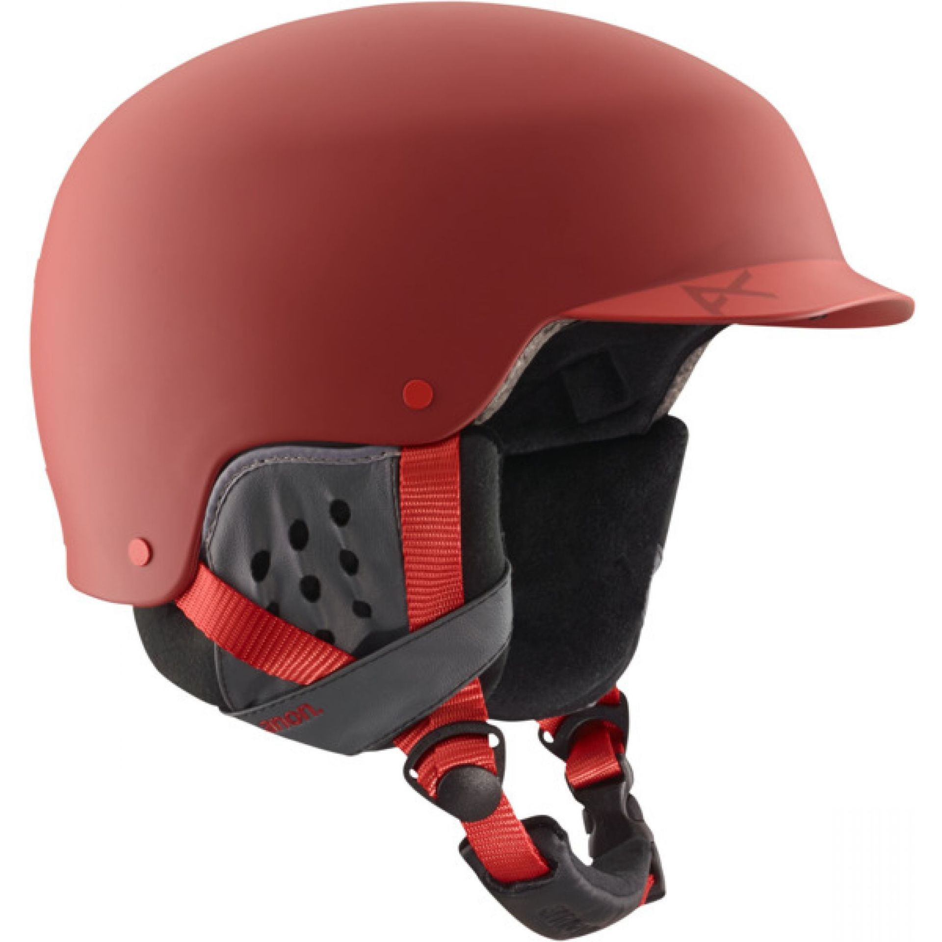 KASK ANON BLITZ BLAZE RED