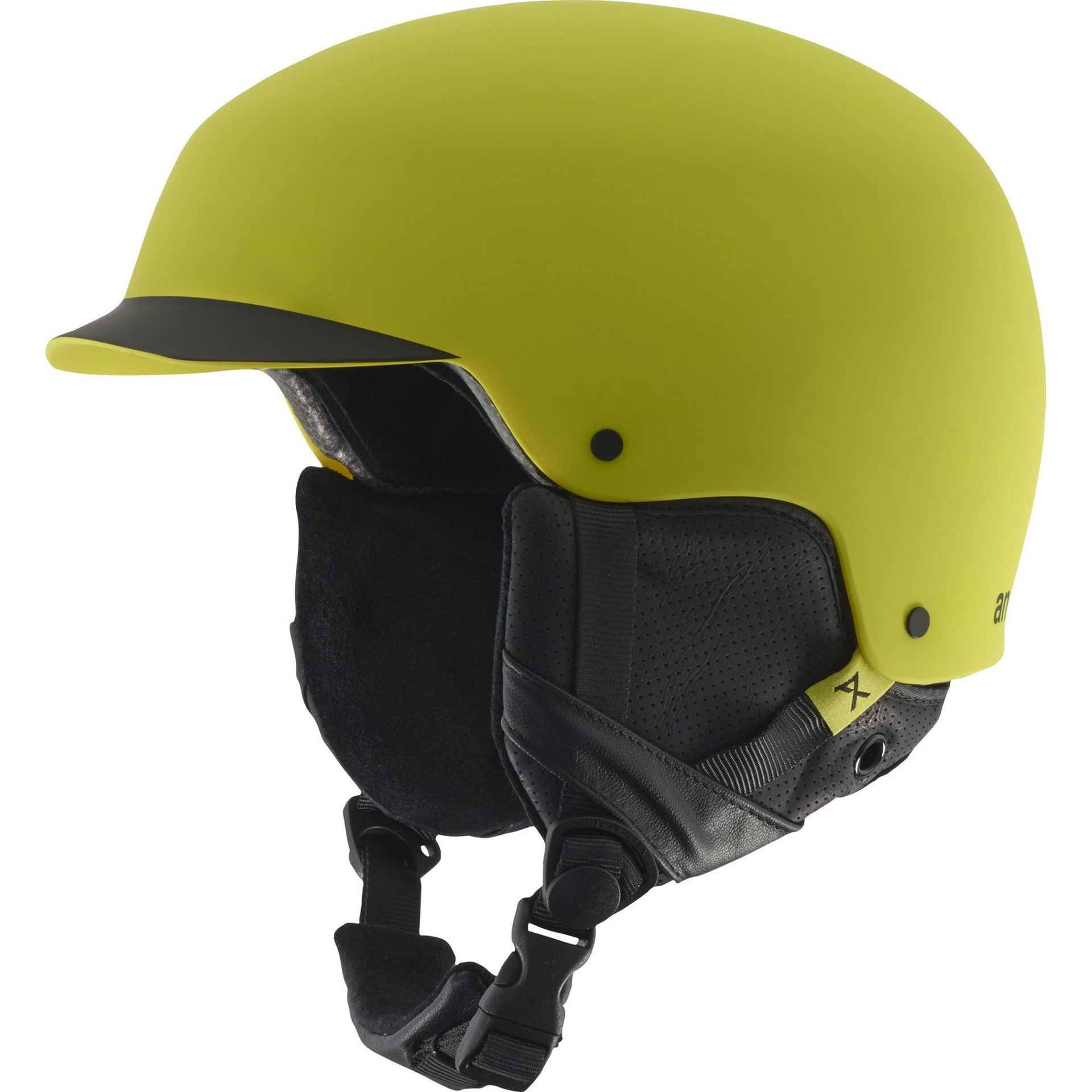 KASK ANON BLITZ YELLOW