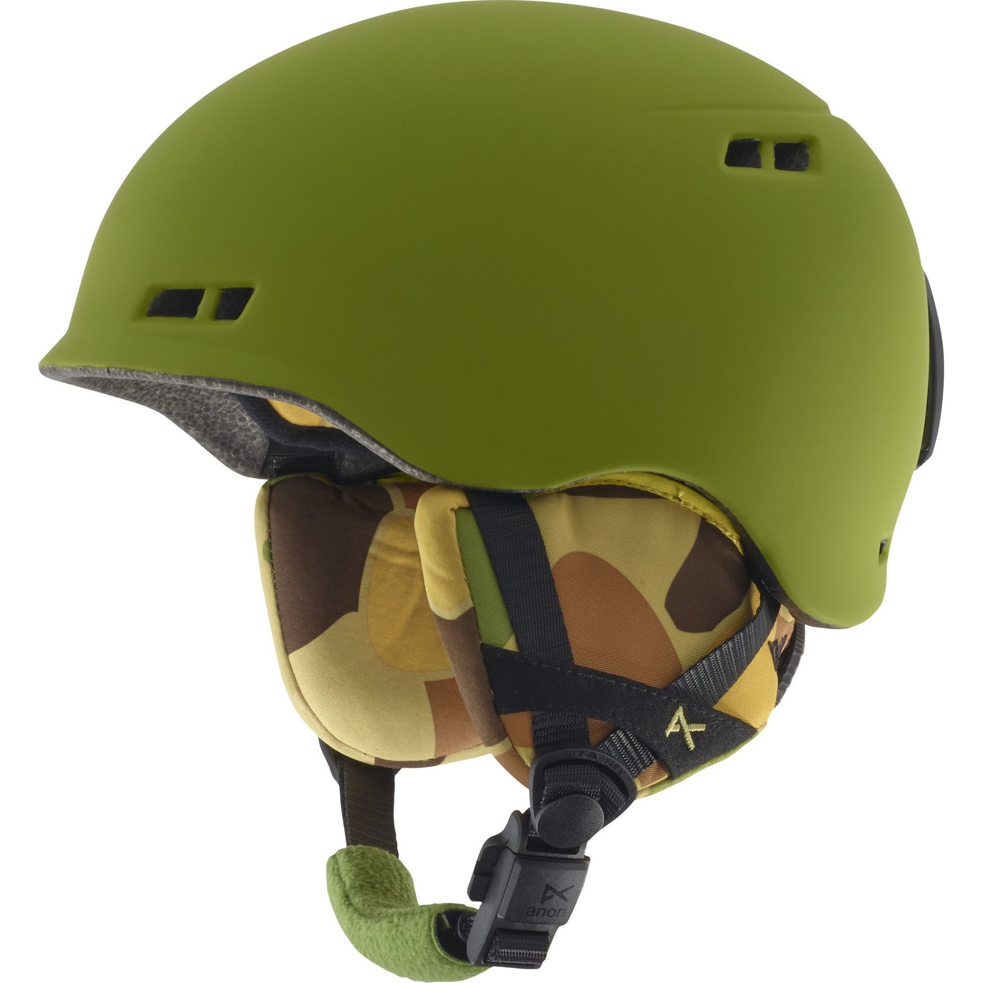 KASK ANON BURNER KAMO GREEN