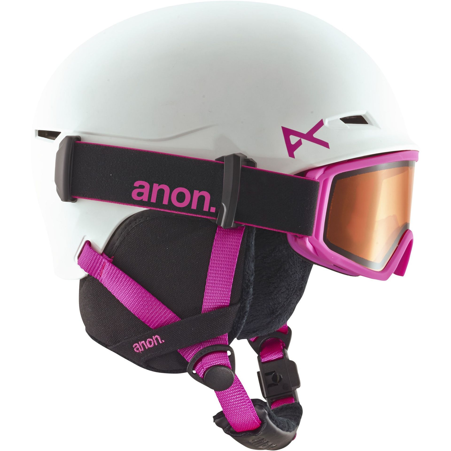 KASK ANON DEFINE WHITE PINK