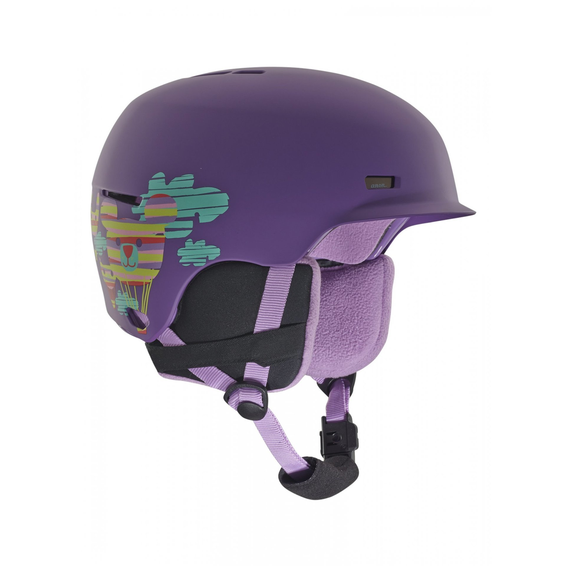 KASK ANON FLASH BALOONZ PURPLE 1