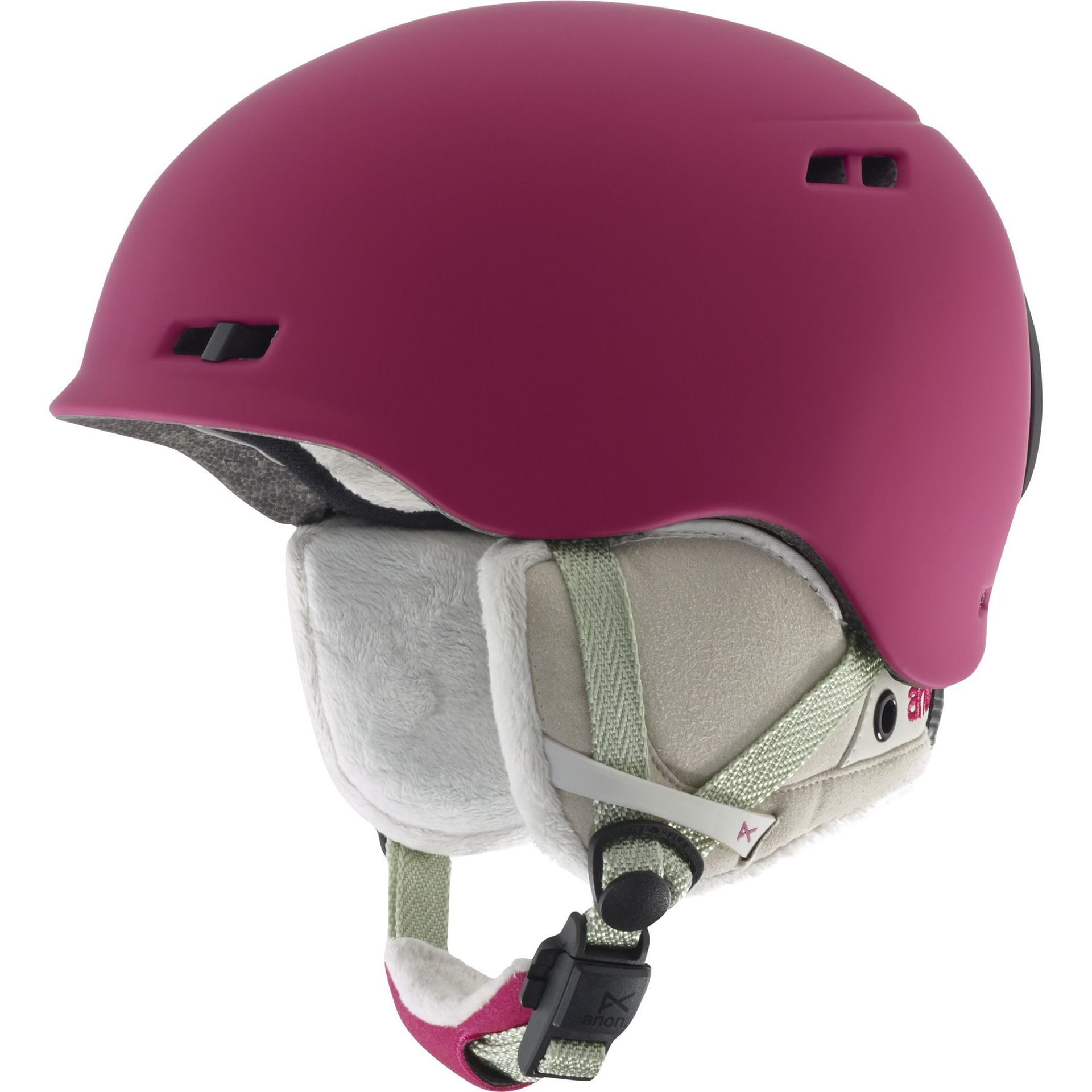 KASK ANON GRIFFON STRAWBERRY RED