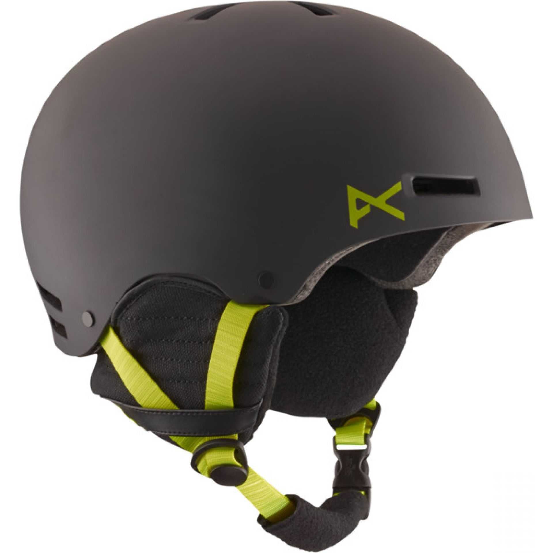KASK ANON RAIDER BLACK GREEN EU