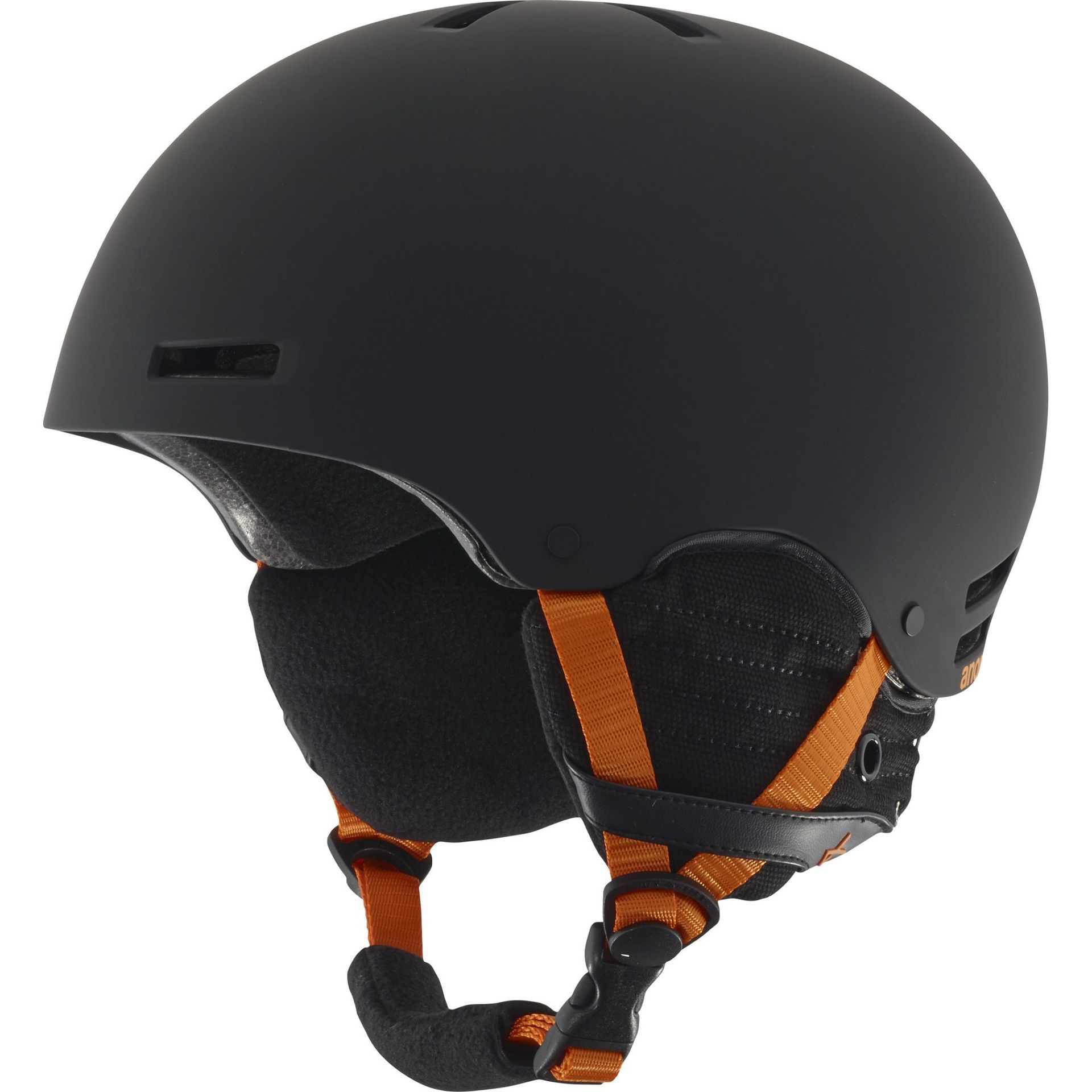 KASK ANON RAIDER BLACK ORANGE