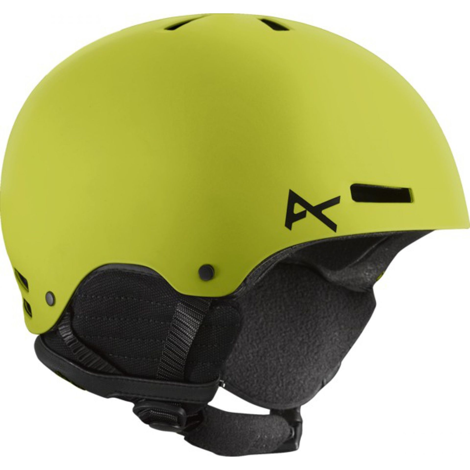 KASK ANON RAIDER LIMONKOWY