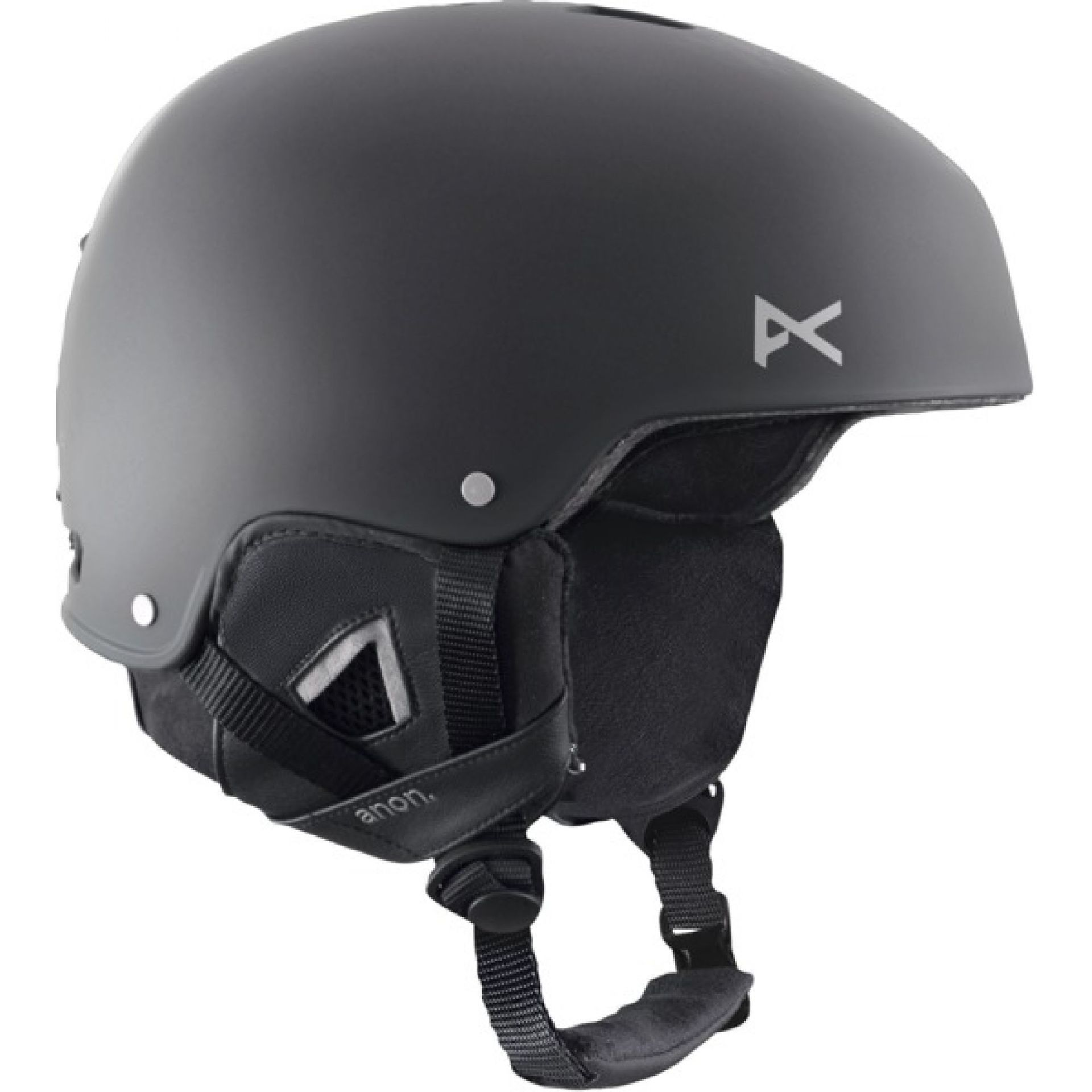 KASK ANON STRIKER BLACK