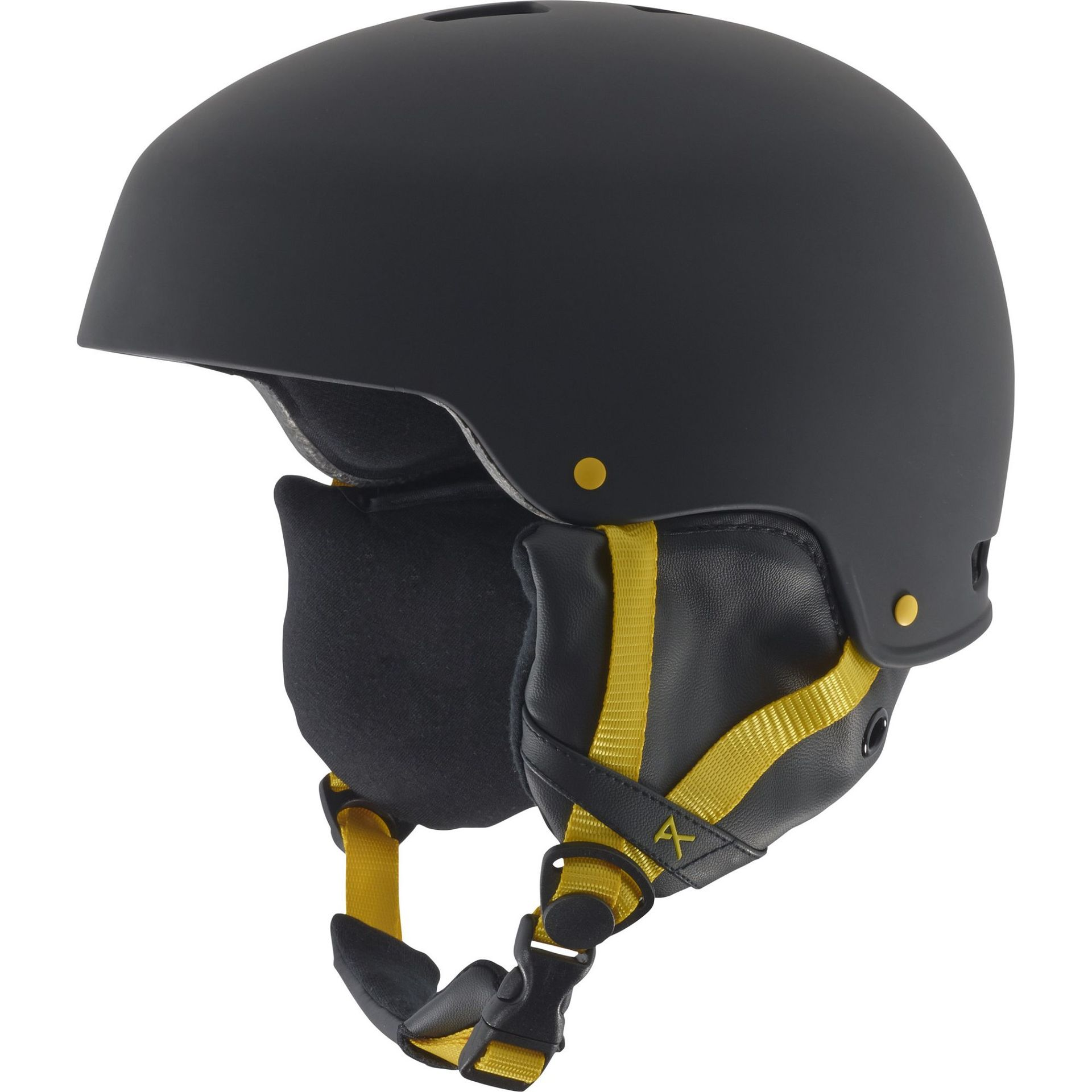 KASK ANON  STRIKER GRUNGE BLACK